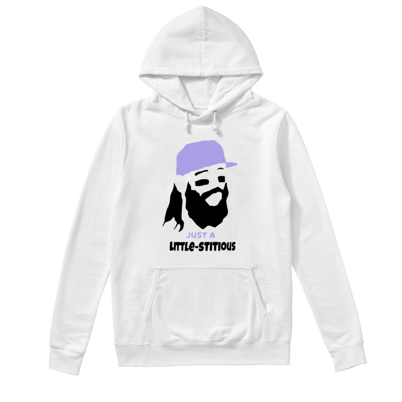 Charlie Blackmon just a little-stitious hoodie