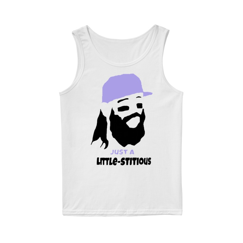 Charlie Blackmon just a little-stitious tank top