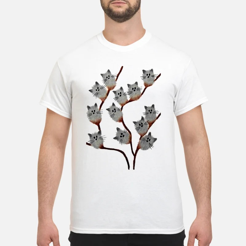 Official Cats on tree shirt