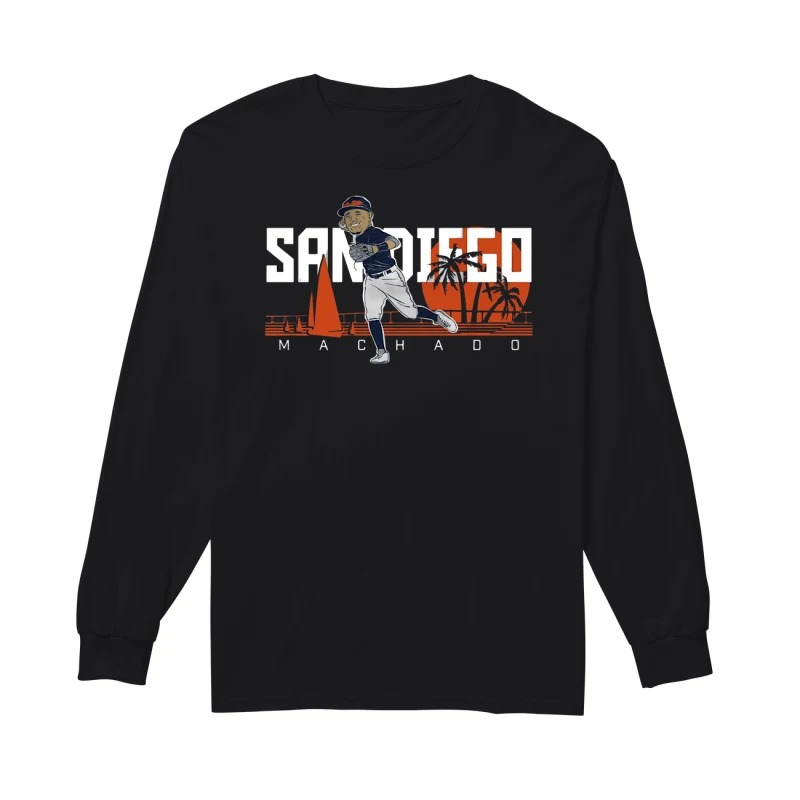 San Diego Machado long sleeve