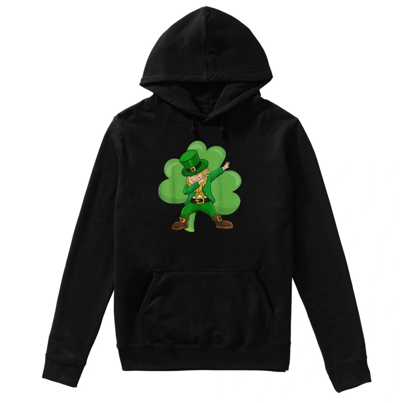 St Patricks Day Men Boys Kids hoodie