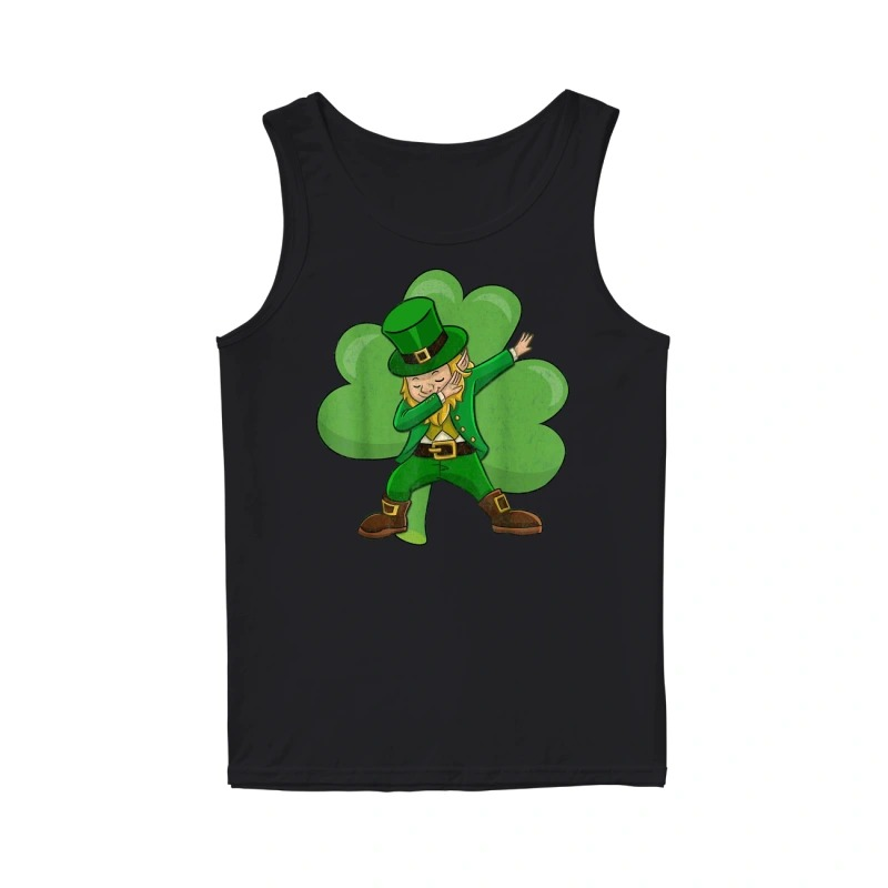 St Patricks Day Men Boys Kids tank top
