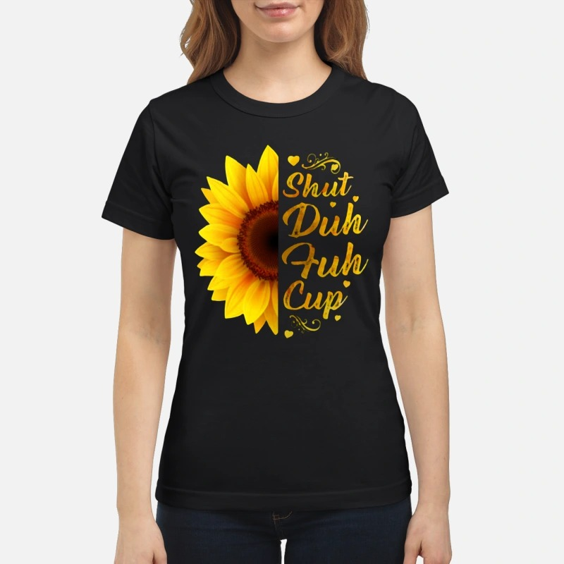 Sunflower shuh duh fuh cup classic women