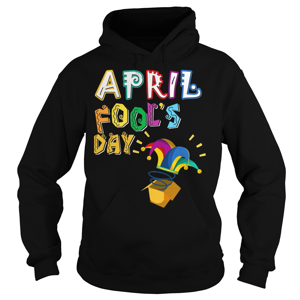 Official April Fools Day Clown hoodie
