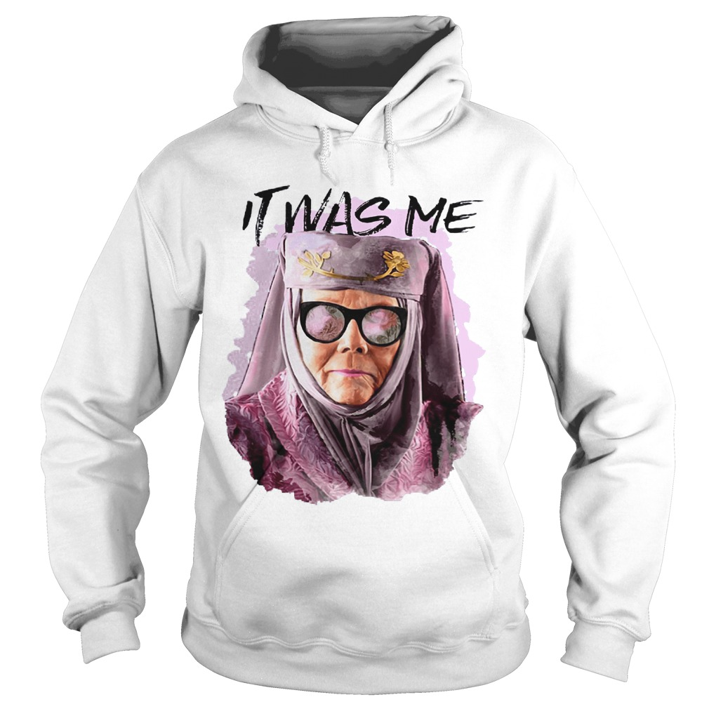 Olenna Tyrell Game of Thrones – Tell Cersei it was me hoodie