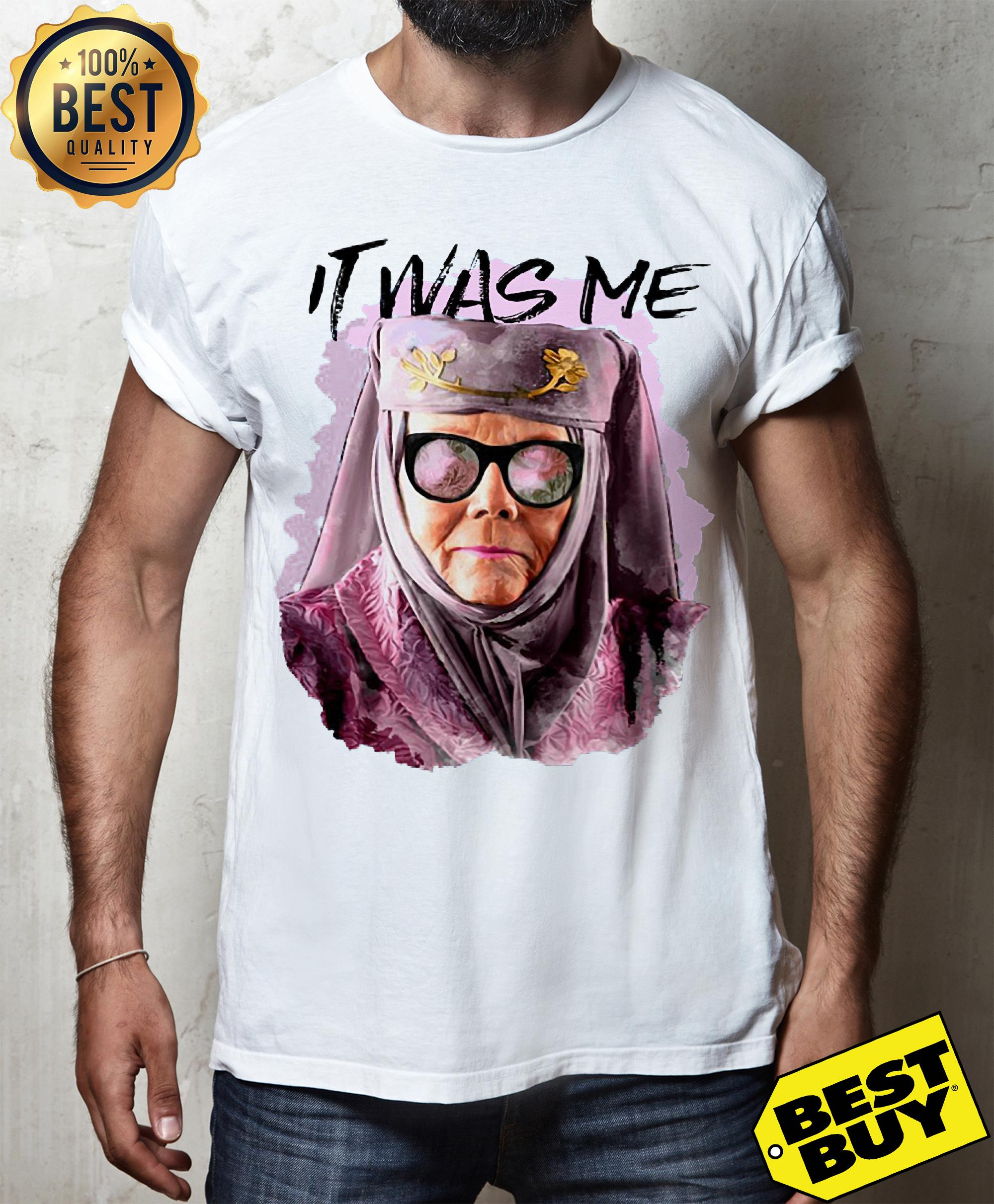 Olenna Tyrell Game of Thrones – Tell Cersei it was me shirt
