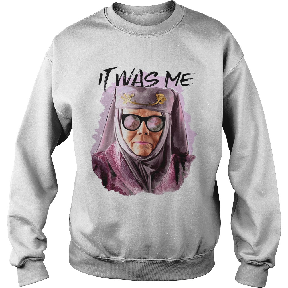 Olenna Tyrell Game of Thrones – Tell Cersei it was me sweatshirt