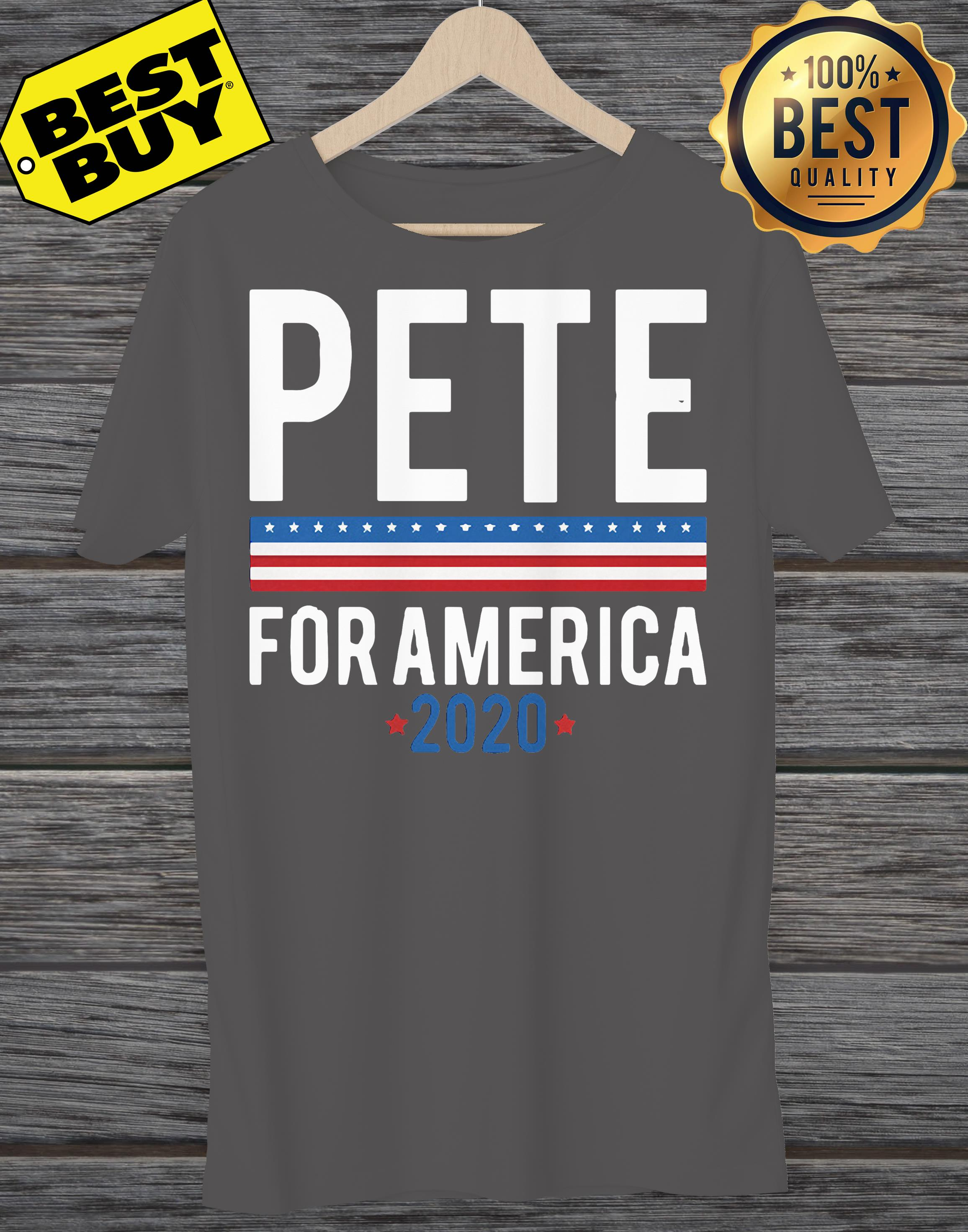 Pete Buttigieg for American 2020 v-neck