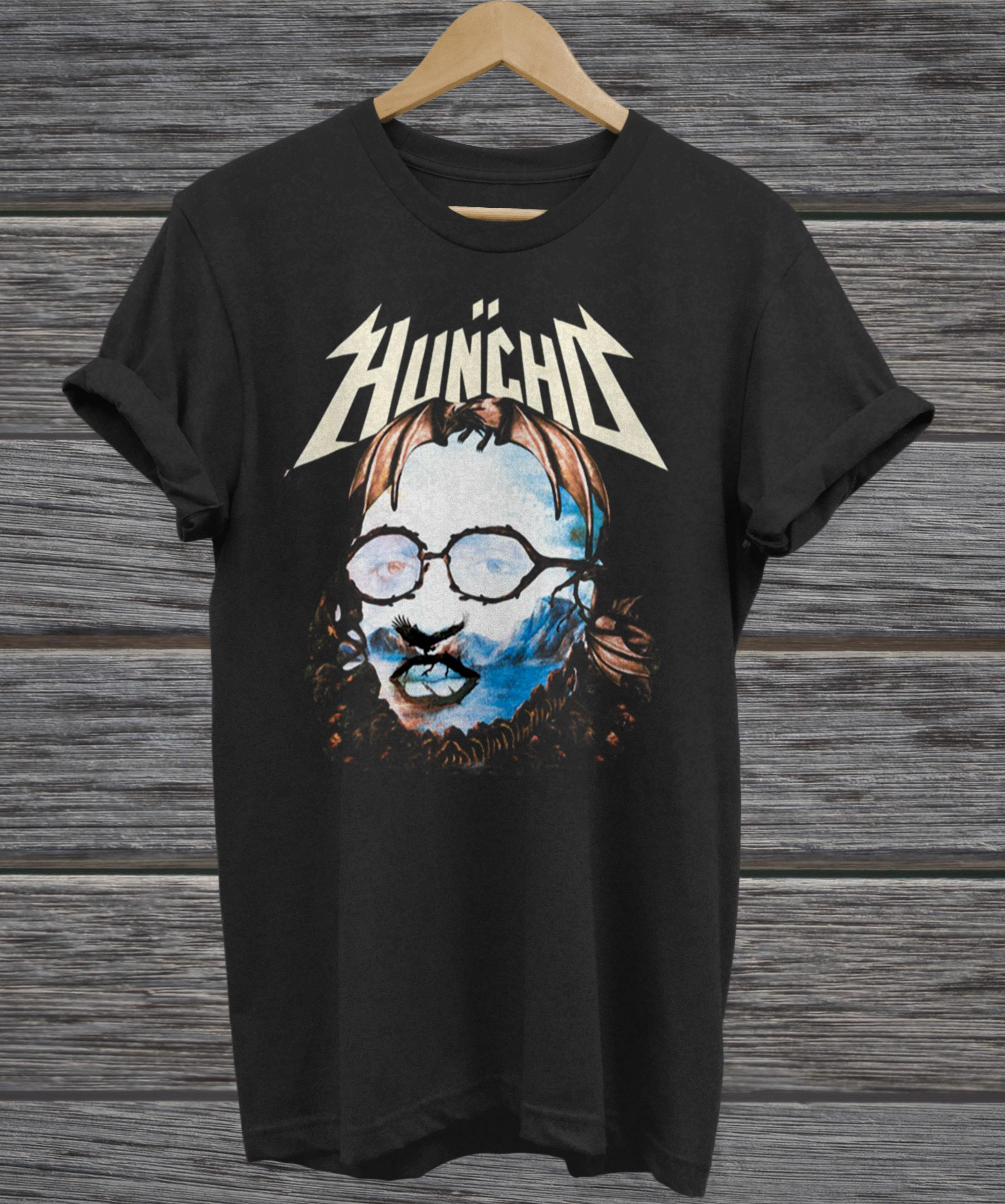 Quavo Huncho Album ladies tee