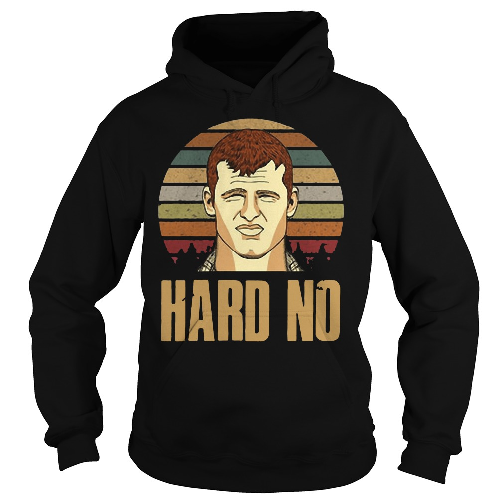 Sunset Letterkenny hard no funny hoodie