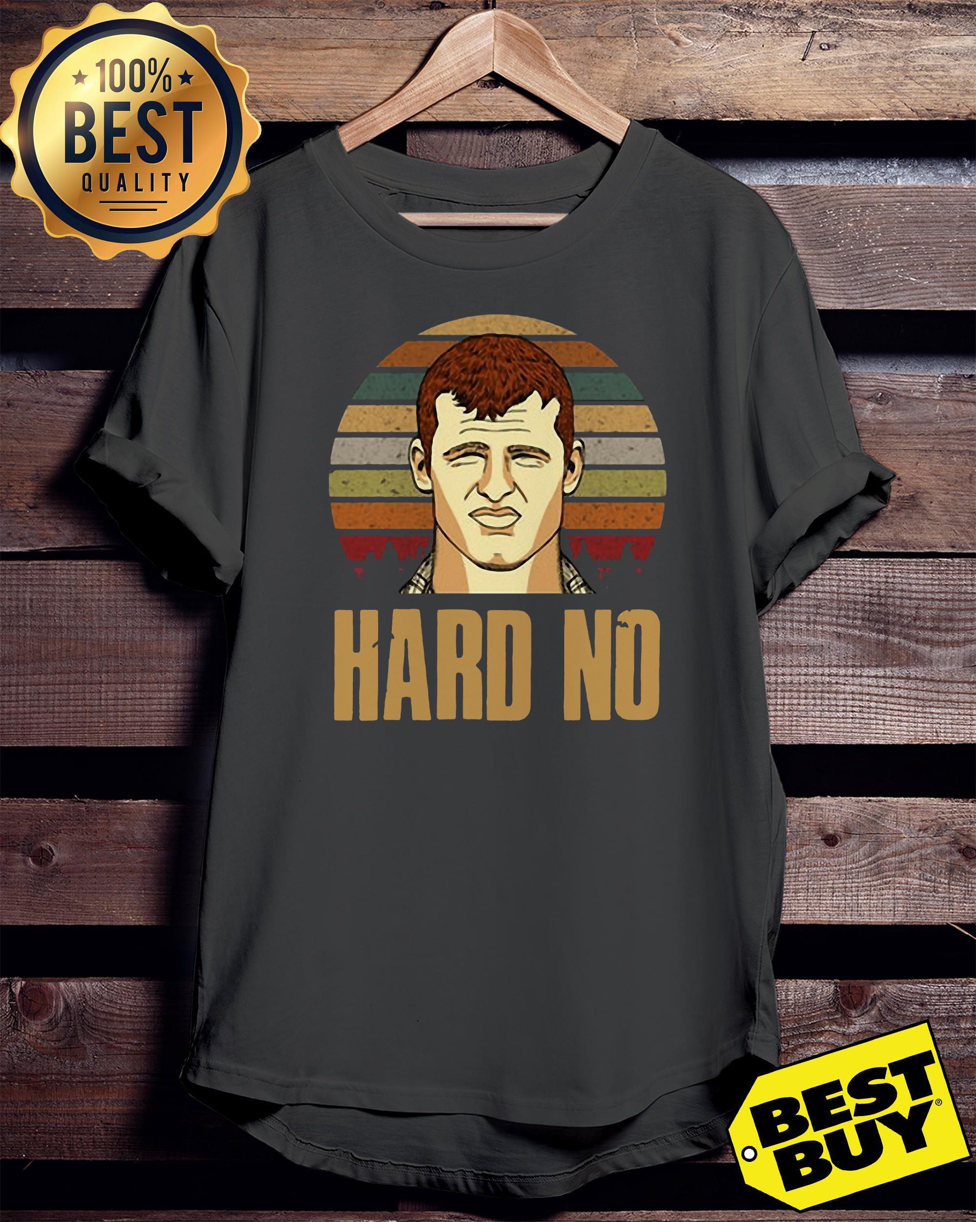 Sunset Letterkenny hard no funny ladies tee