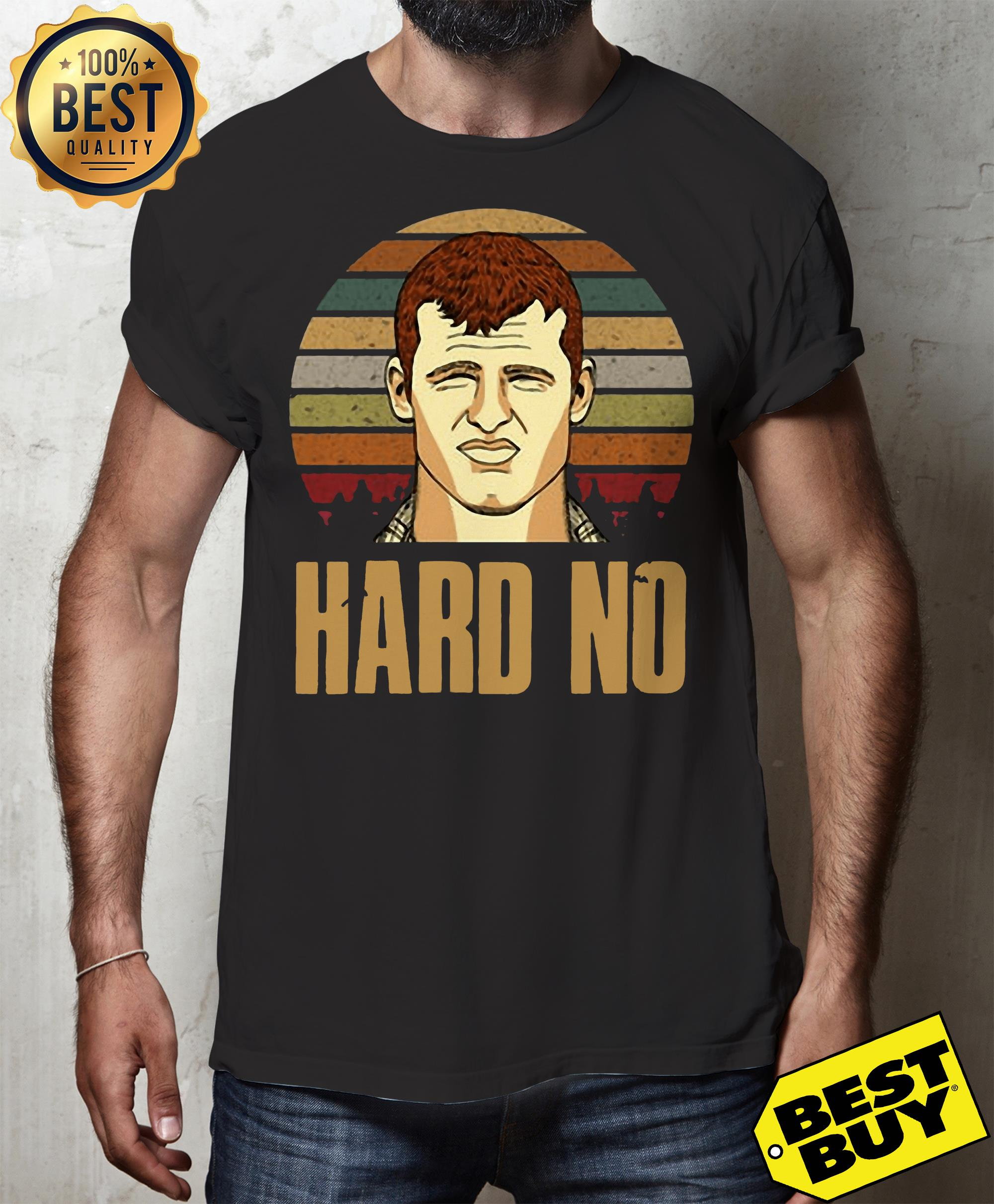 Sunset Letterkenny hard no funny shirt