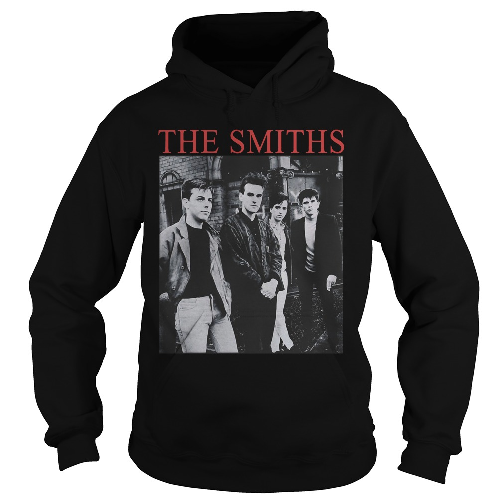"The Smiths ""The Queen Is Dead"" funny hoodie"