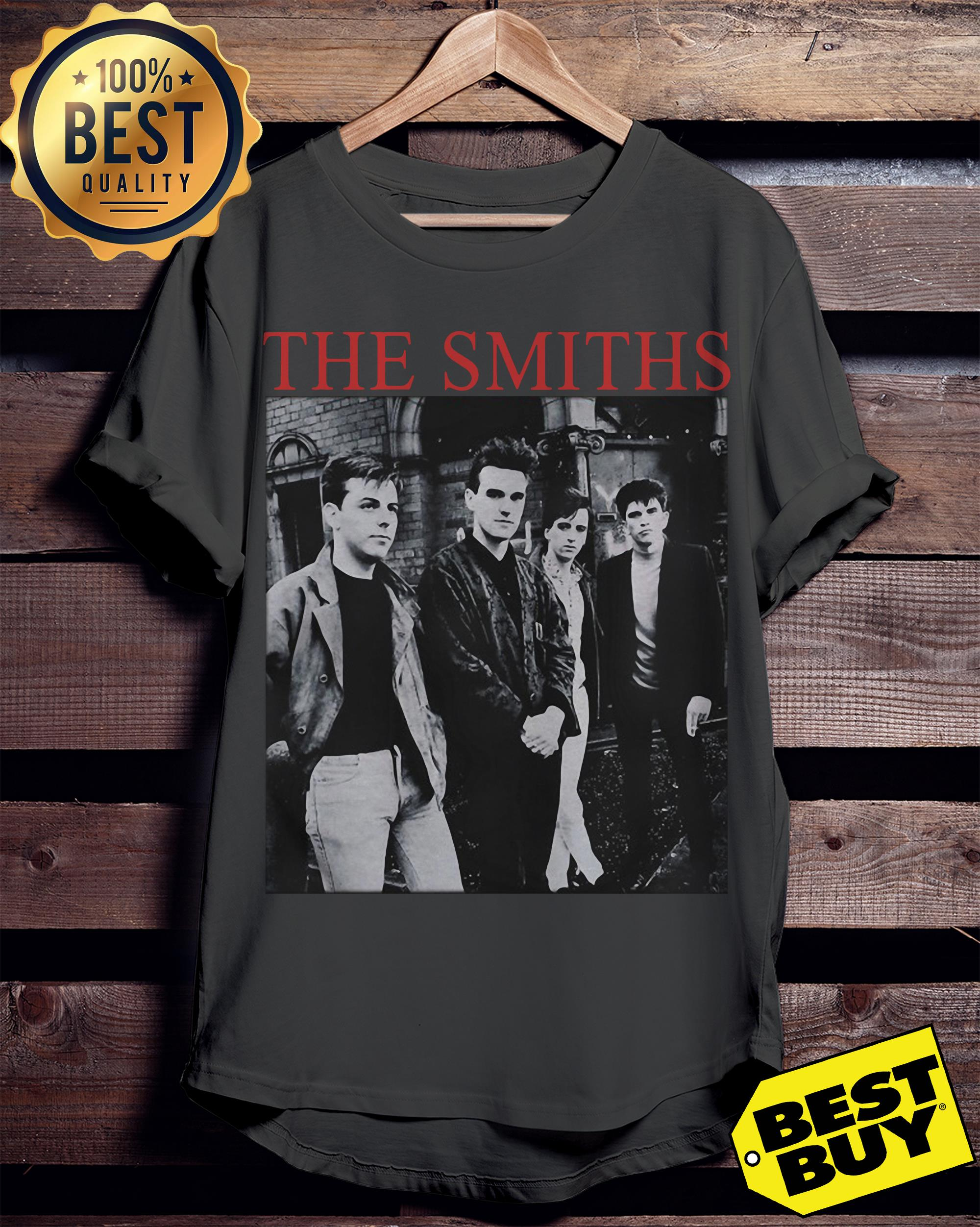 "The Smiths ""The Queen Is Dead"" funny ladies tee"