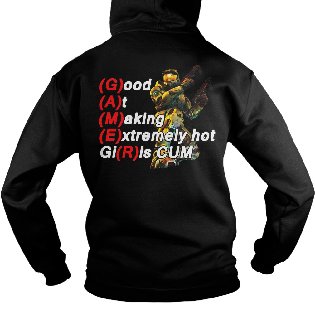 Yeah I'm a gamer good at making extremely hot girls CUM hoodie1