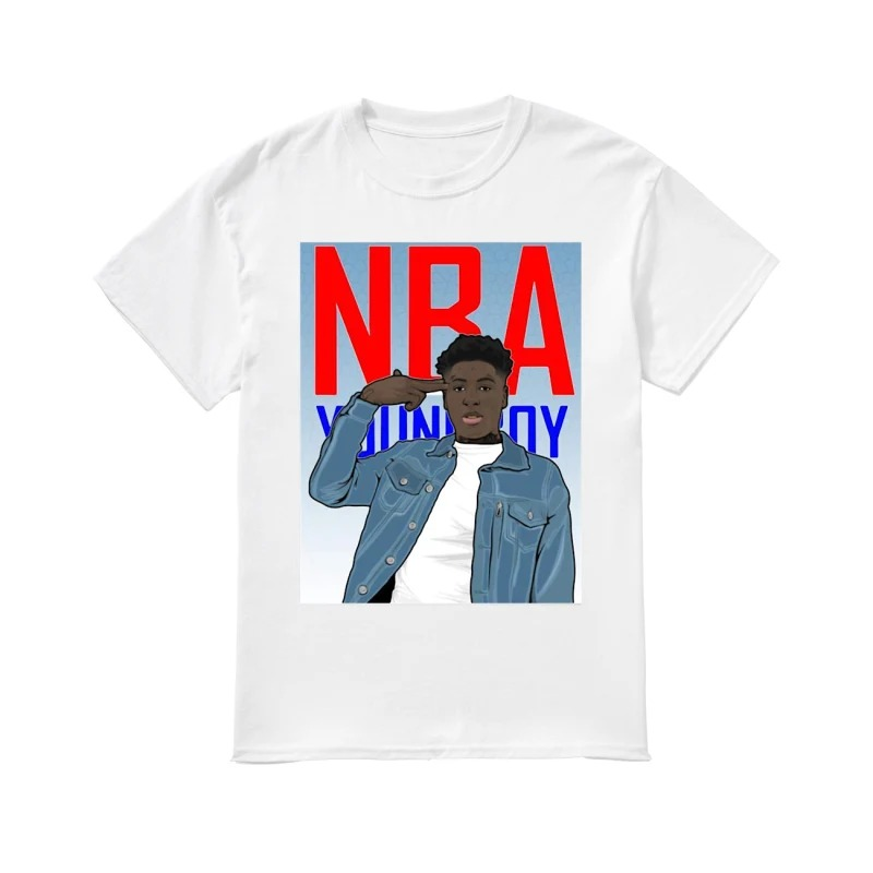YoungBoy Never Broke Again NBA G200 classic men