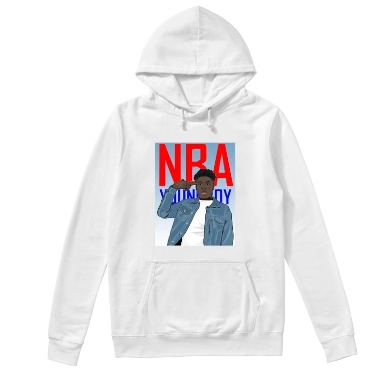 YoungBoy Never Broke Again NBA G200 hoodie