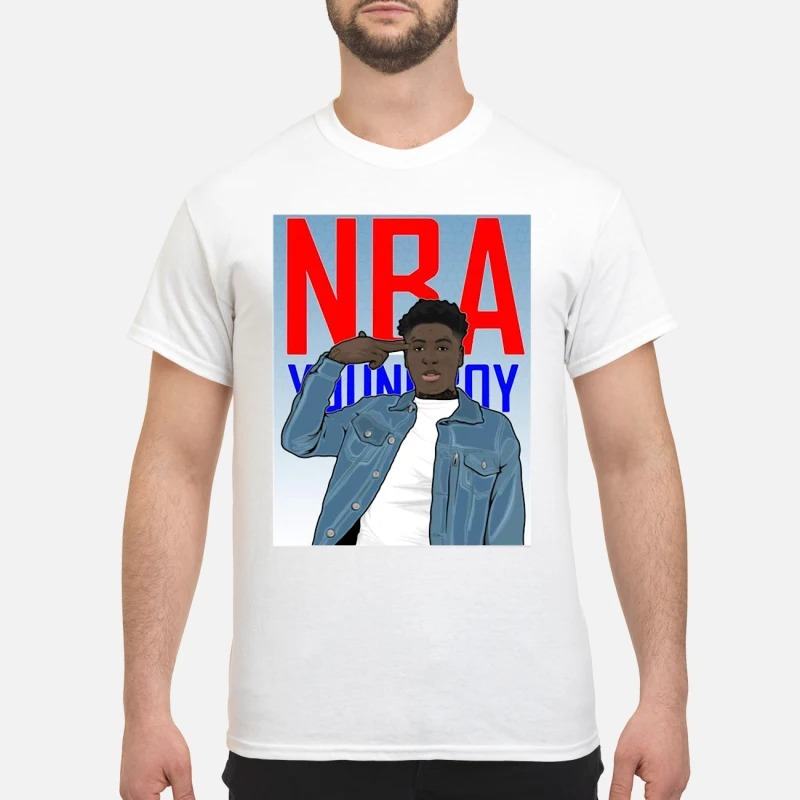 YoungBoy Never Broke Again NBA G200 Shirt