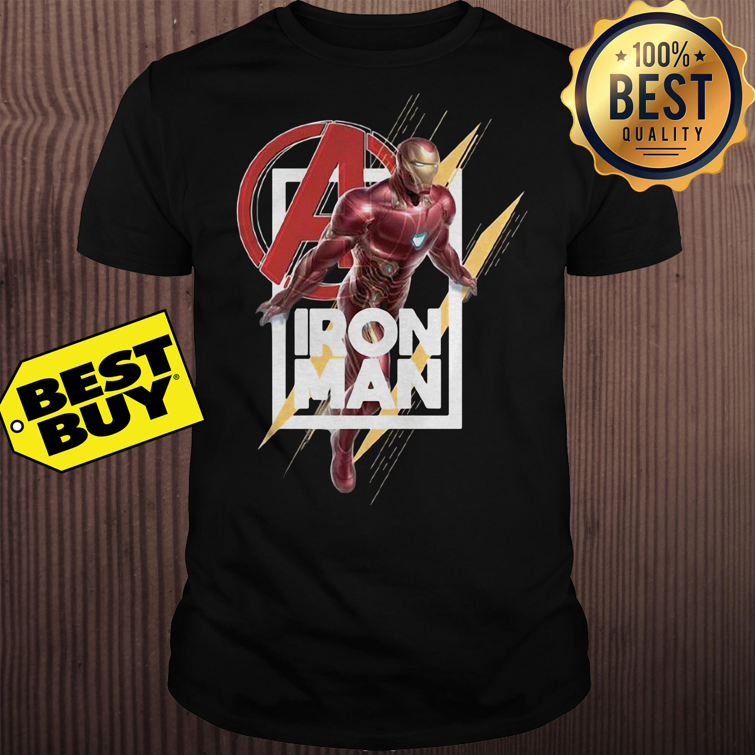 Avenger Iron man Endgame shirt