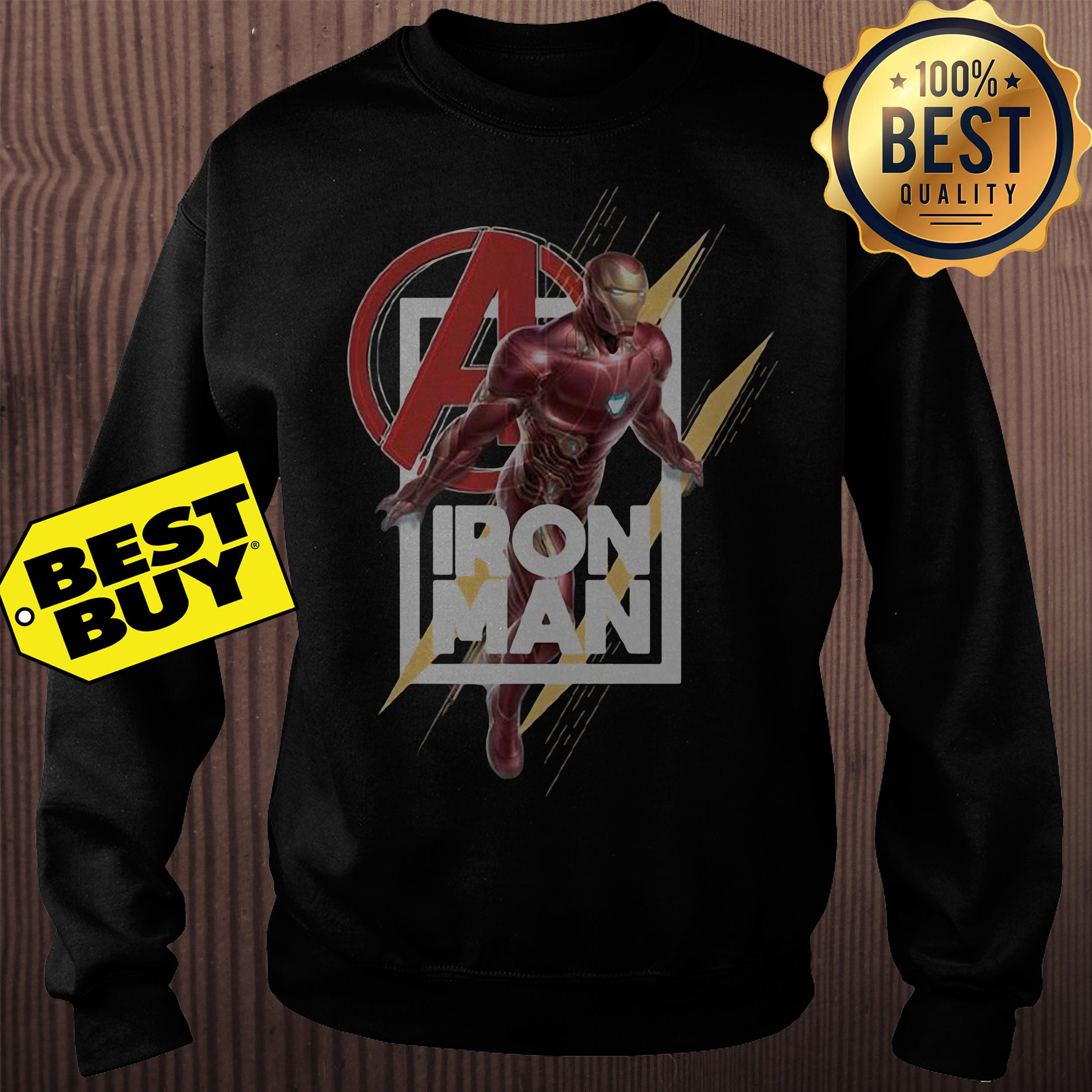 Avenger Iron man Endgame sweatshirt