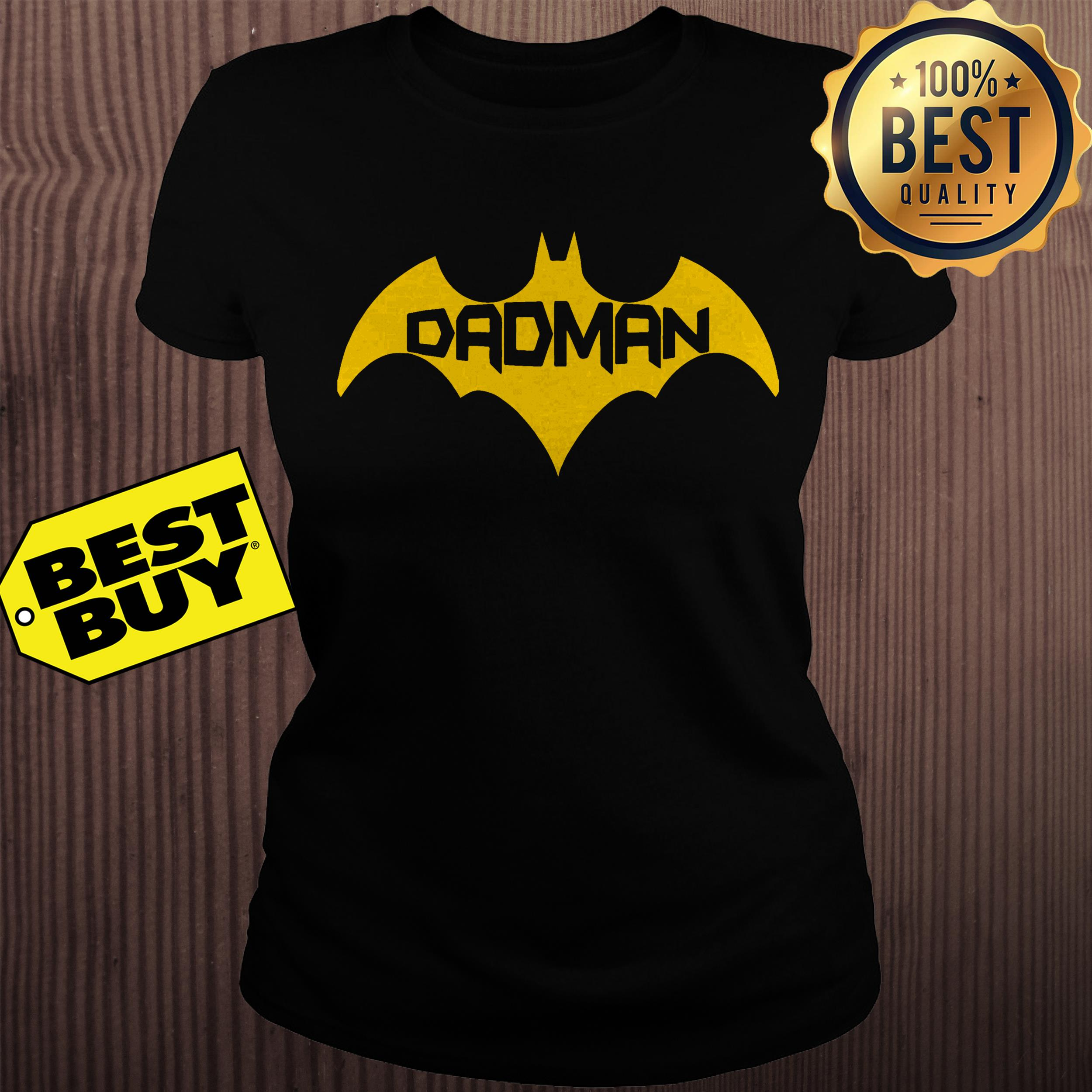 Batman day superhero ladies tee