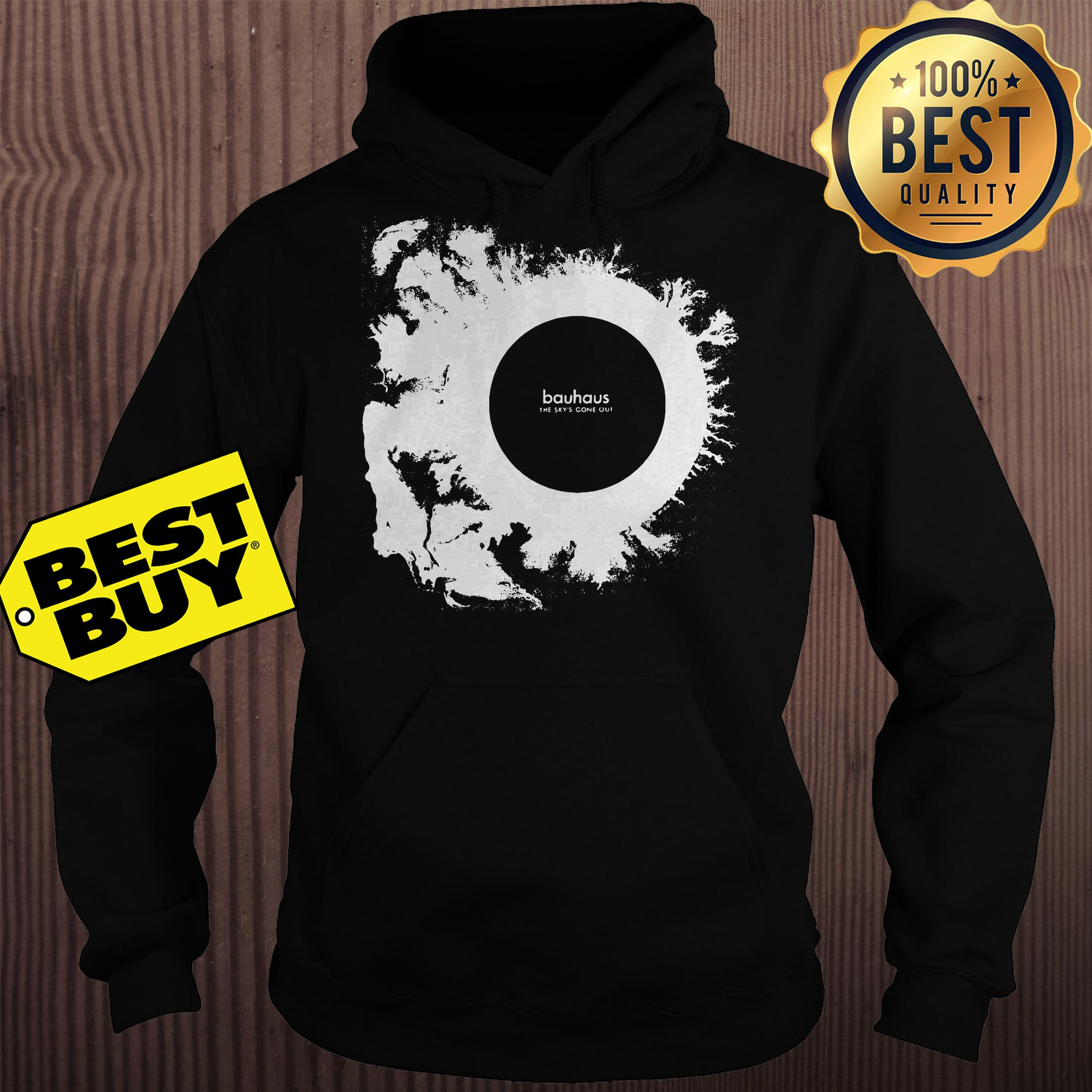 Bauhaus The Sky's Gone Out hoodie