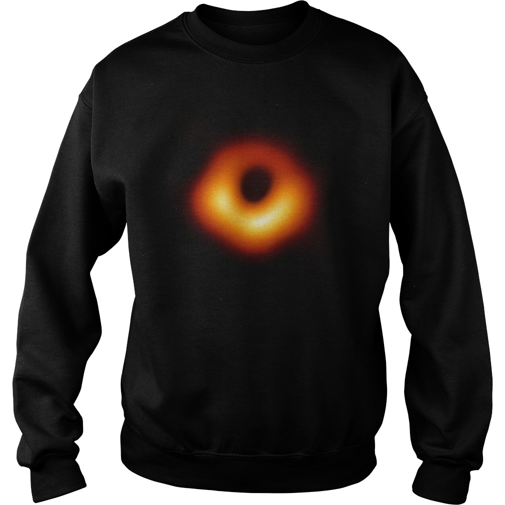 Black holes shine a light on the origins of the universe sweatshirt