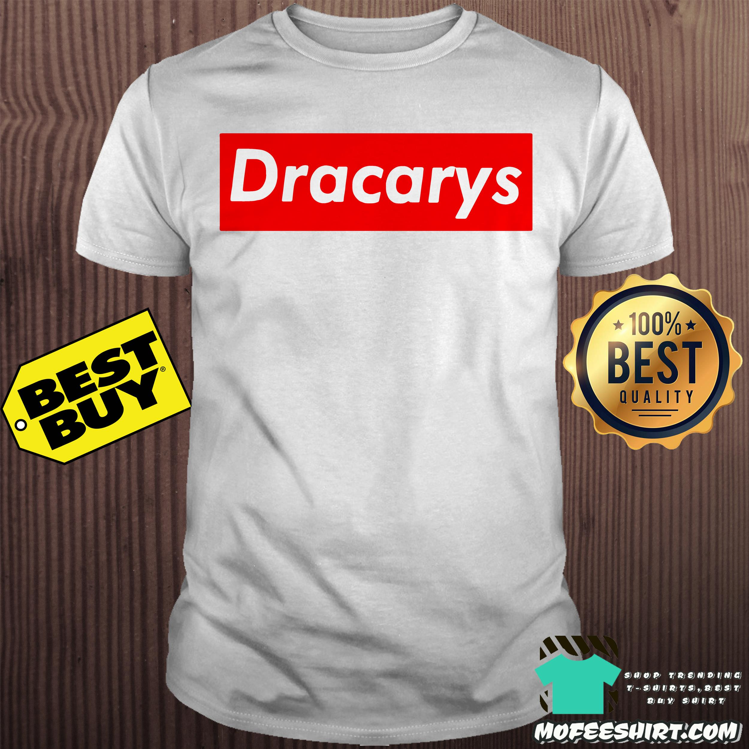 Dracarys Game of Thrones shirt