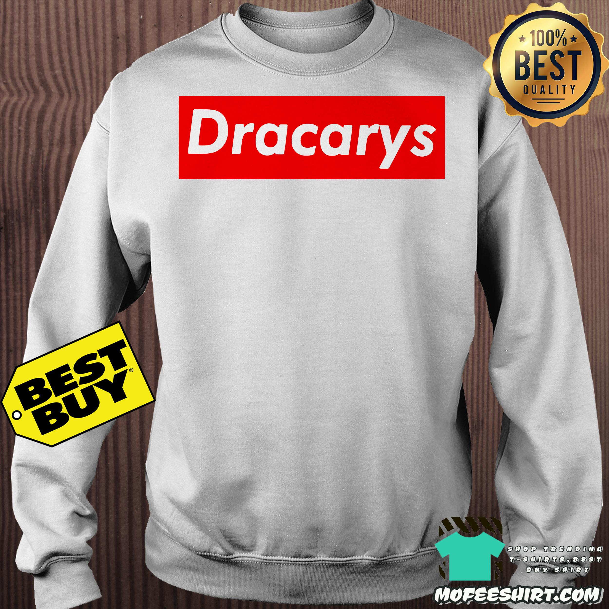 Dracarys Game of Thrones v-neck
