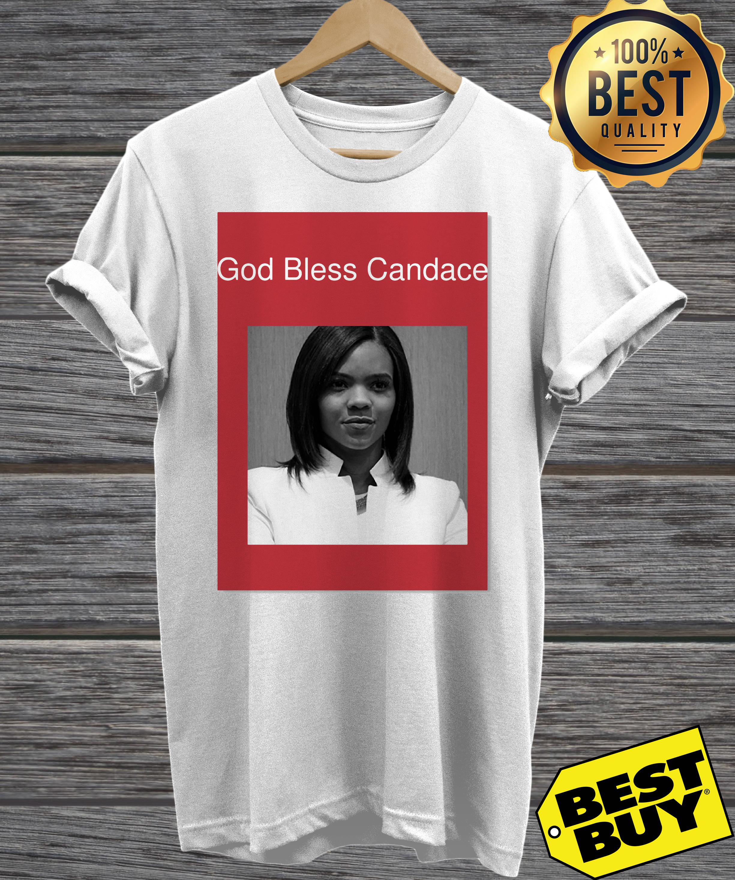God bless Support Candace Owens sweatshirt