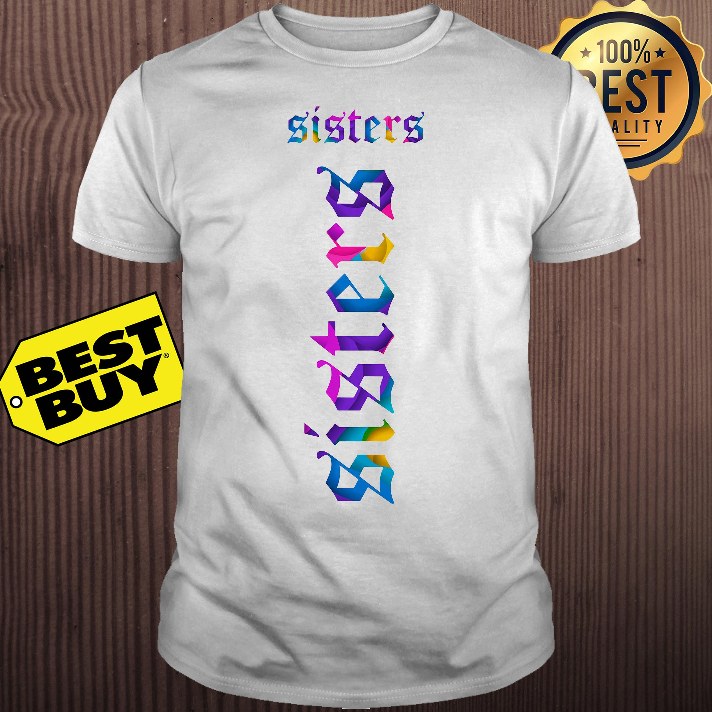 James Charles Merch Sisters shirt
