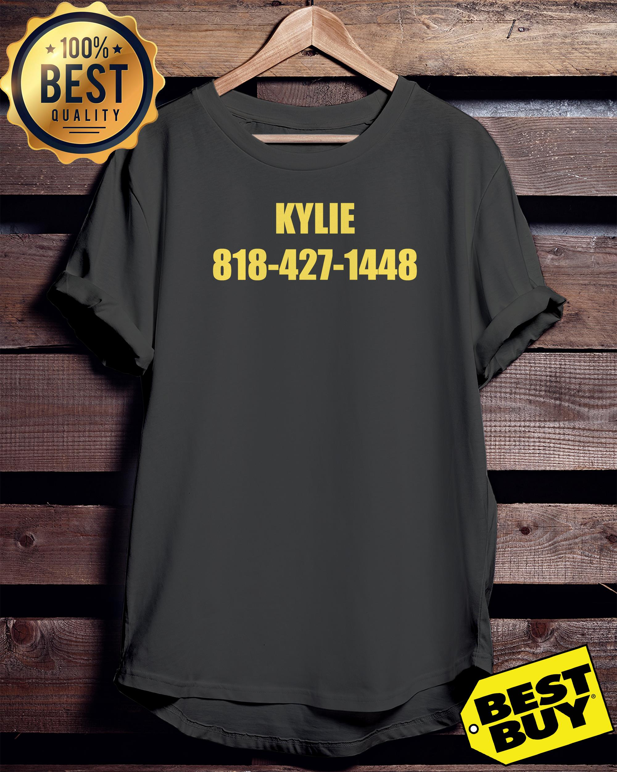Kendall + Kylie Collection Call Me ladies tee