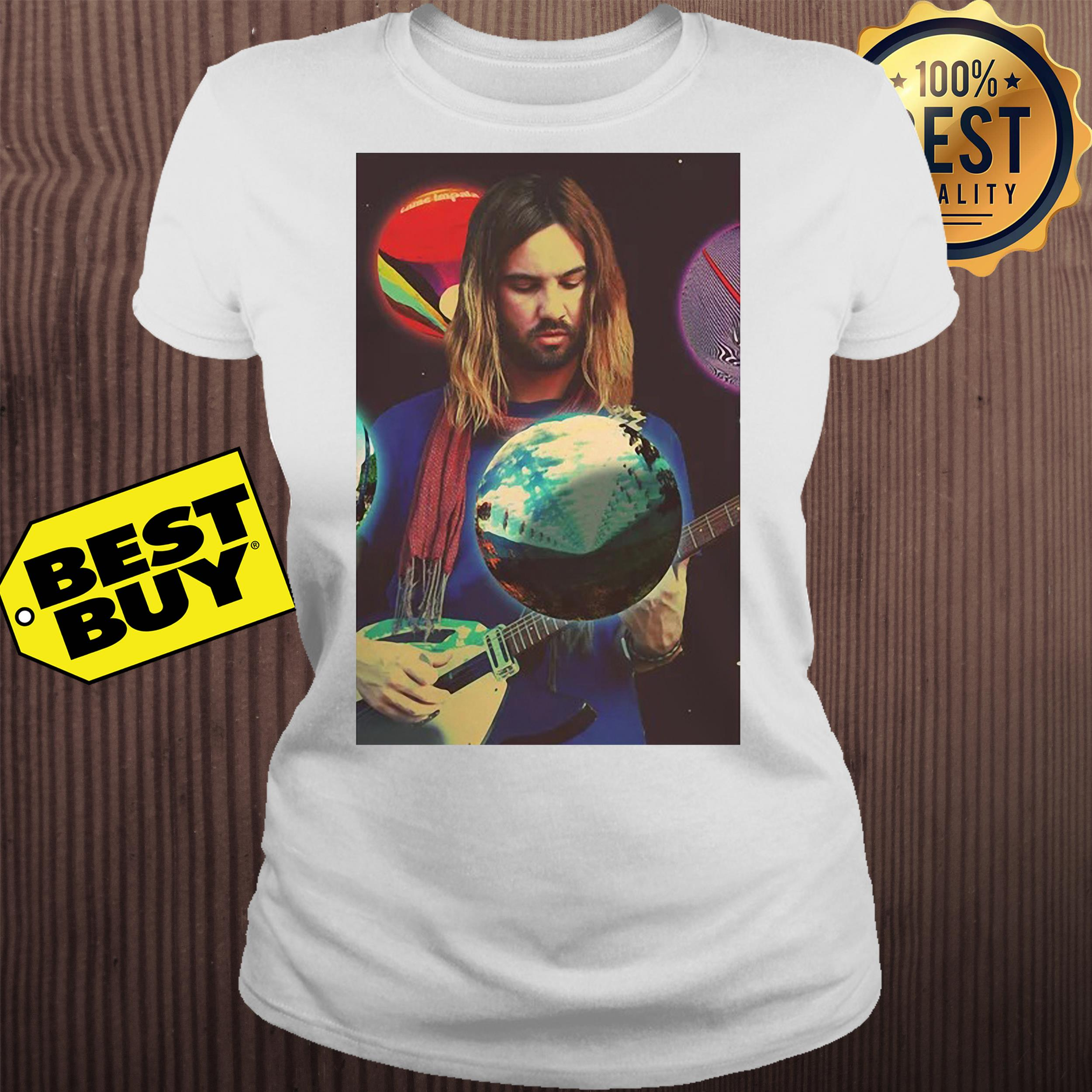 Kevin Parker Tame Impala ladies tee
