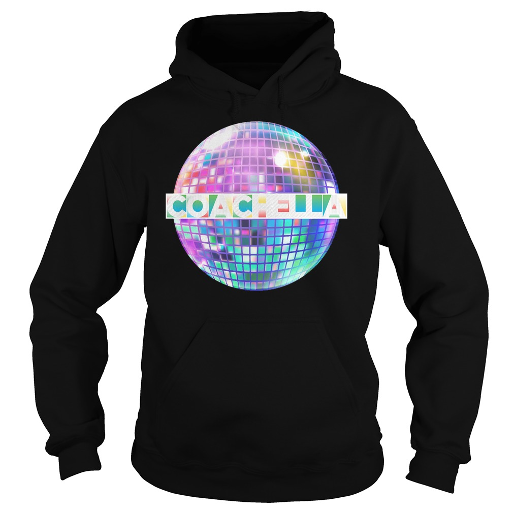 Light-up Blinking Coachella hoodie
