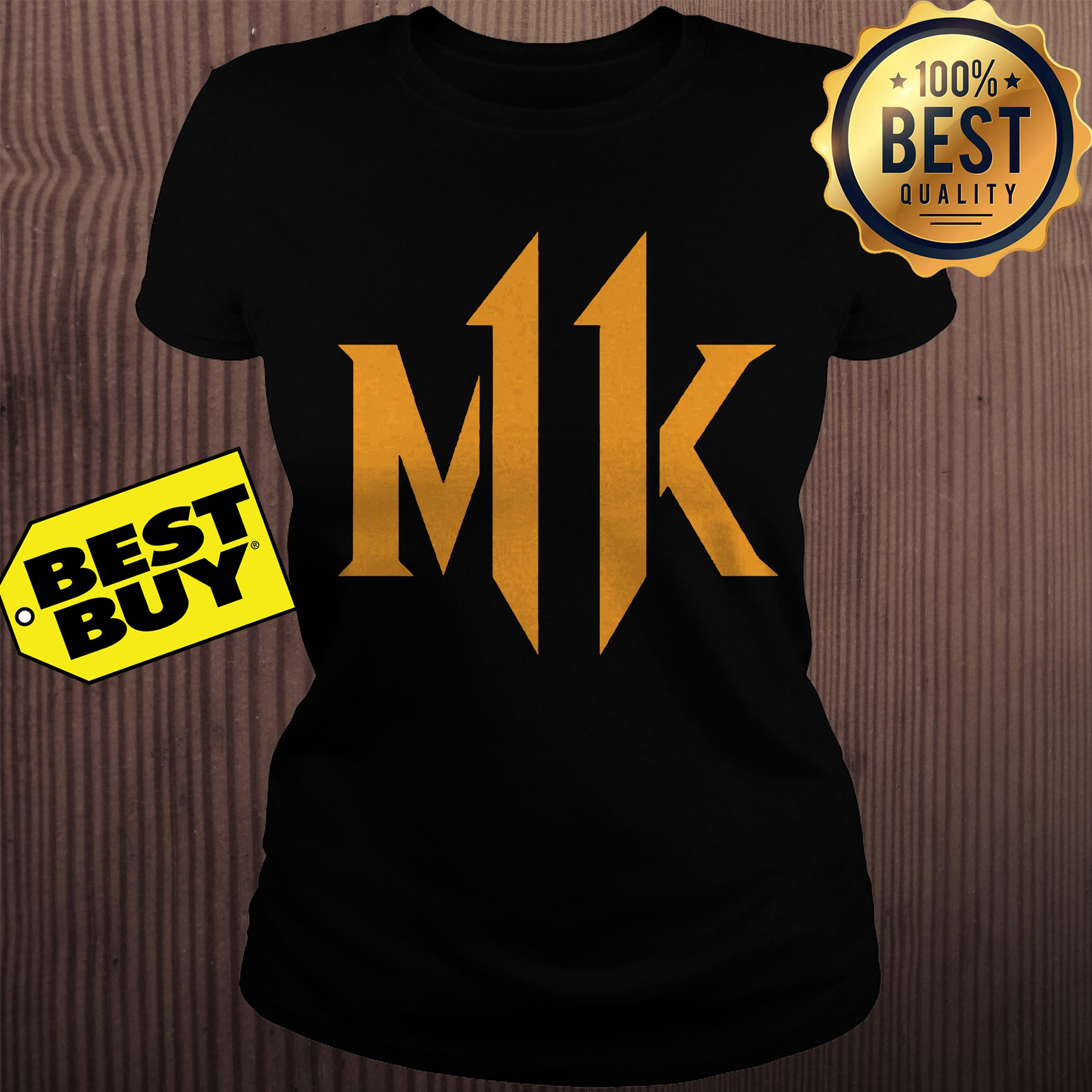 Mortal Kombat 11 MK ladies tee