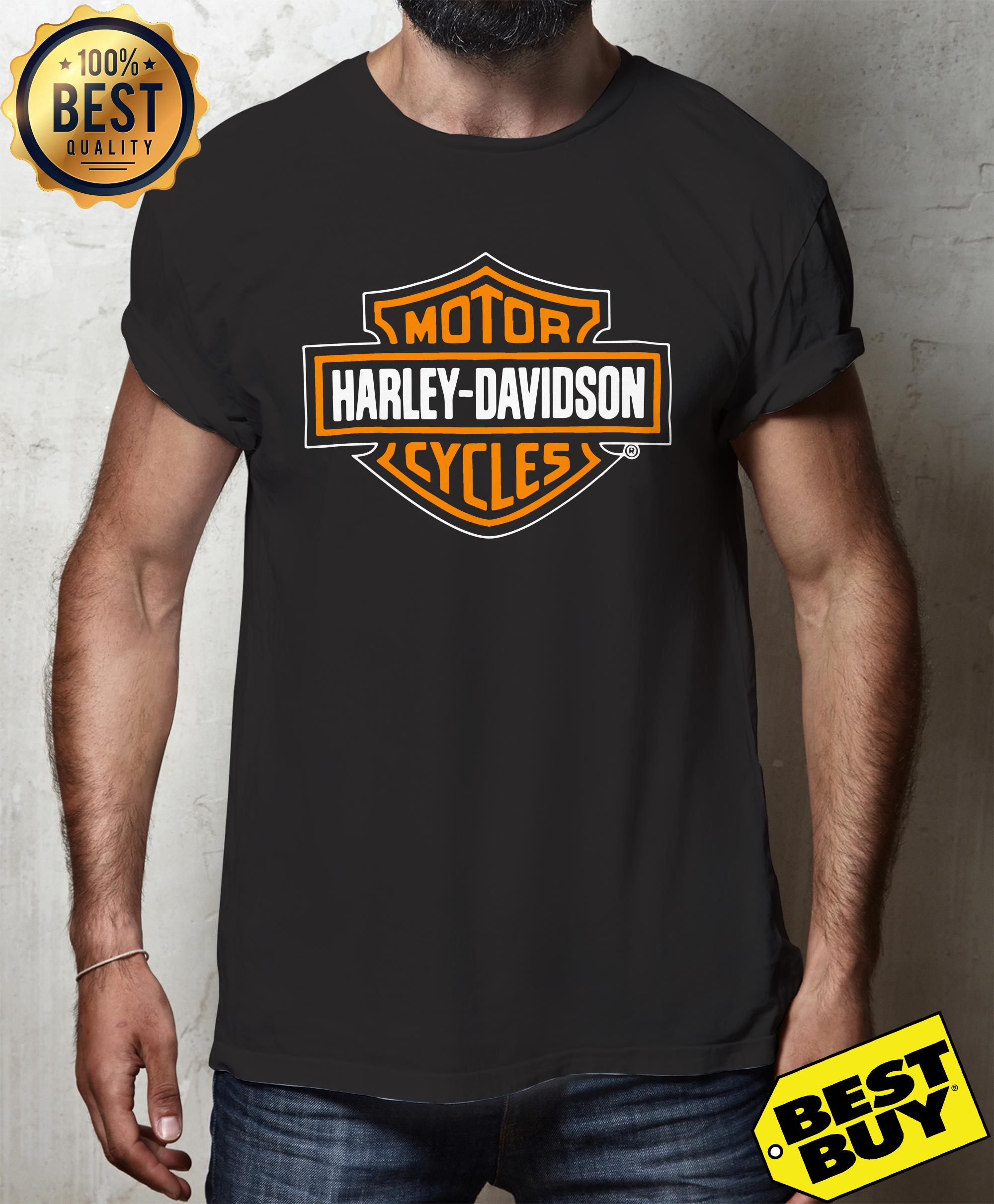 Motor Harley Davidson cycles shirt