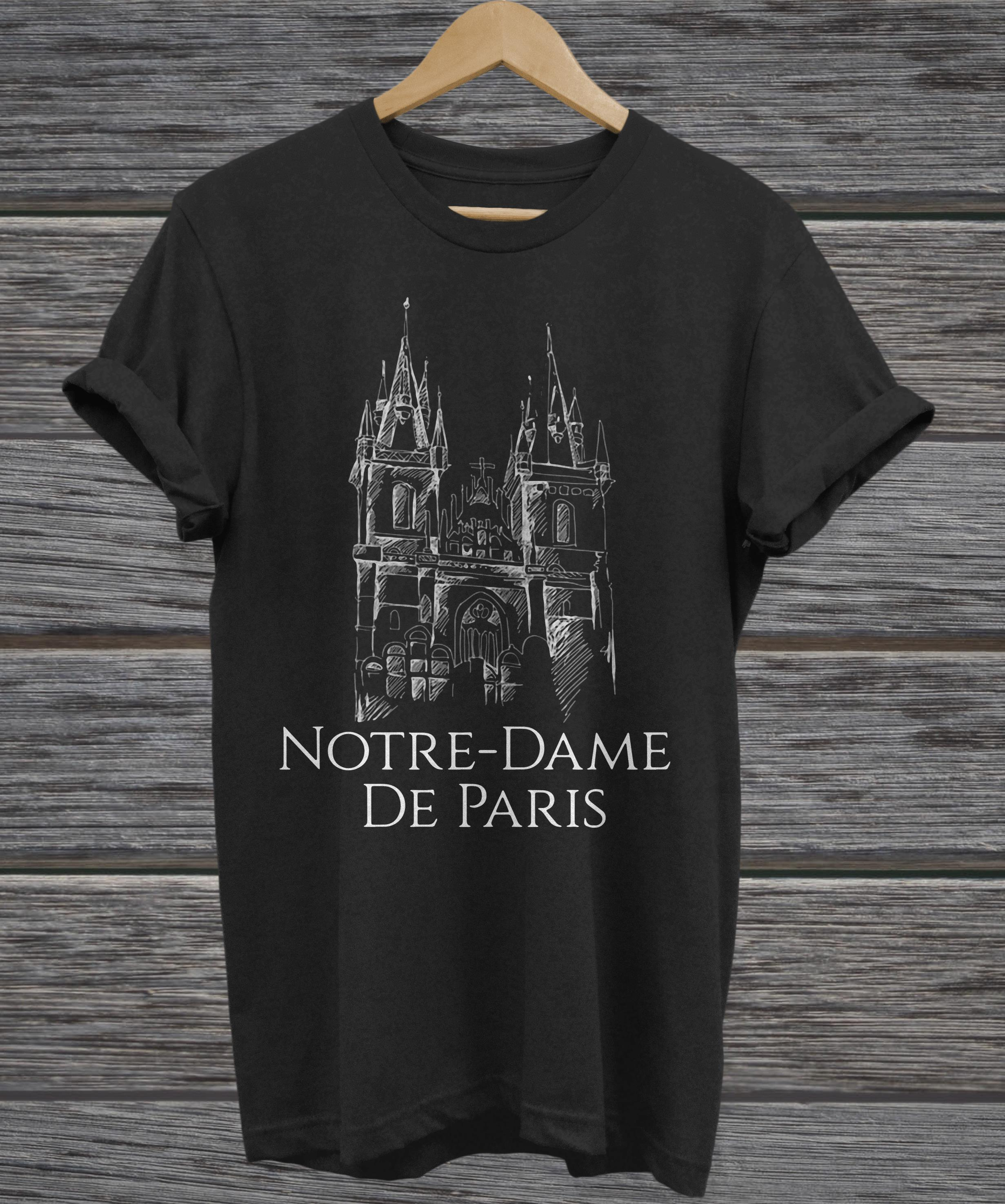 Notre Dame De Paris 1163-2019 Paris France City hoodie