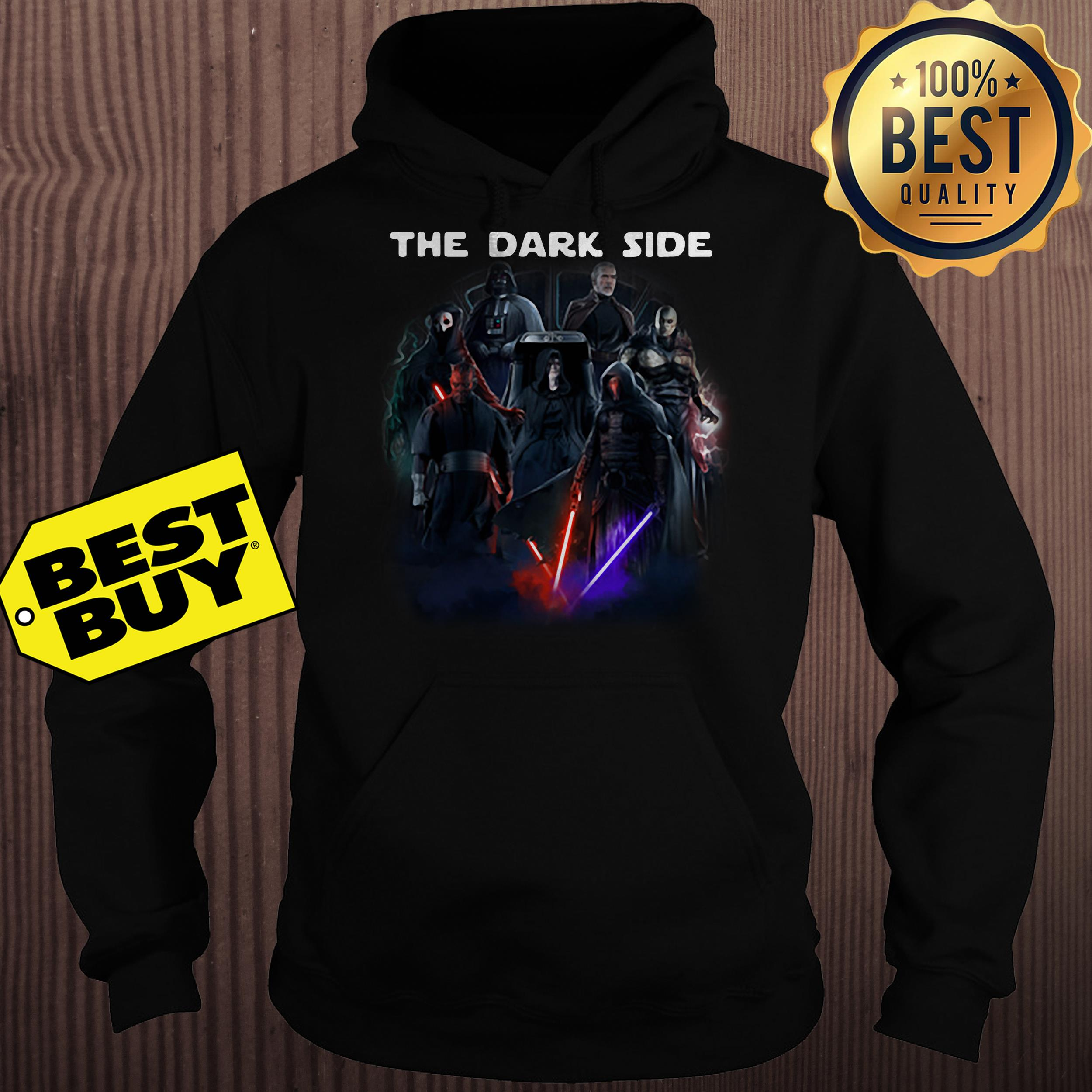Official The Dark side hoodie