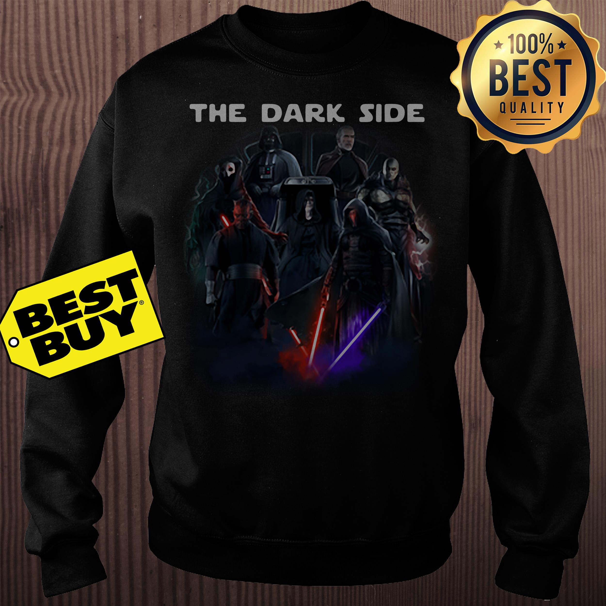 Official The Dark side sweatshirt