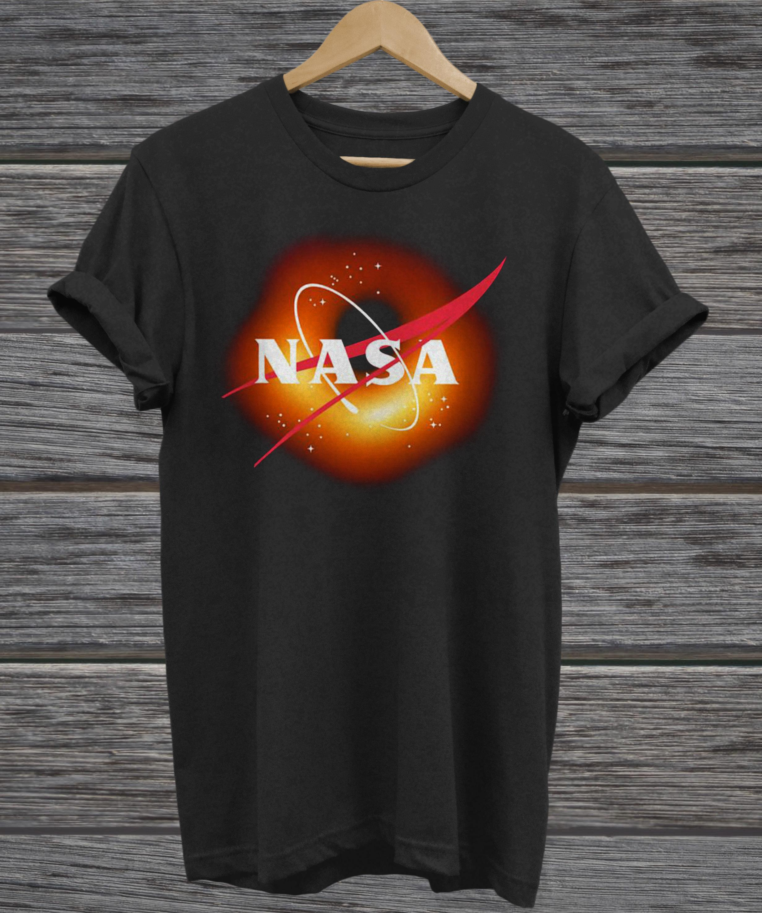 Official Death Star Nasa ladies tee