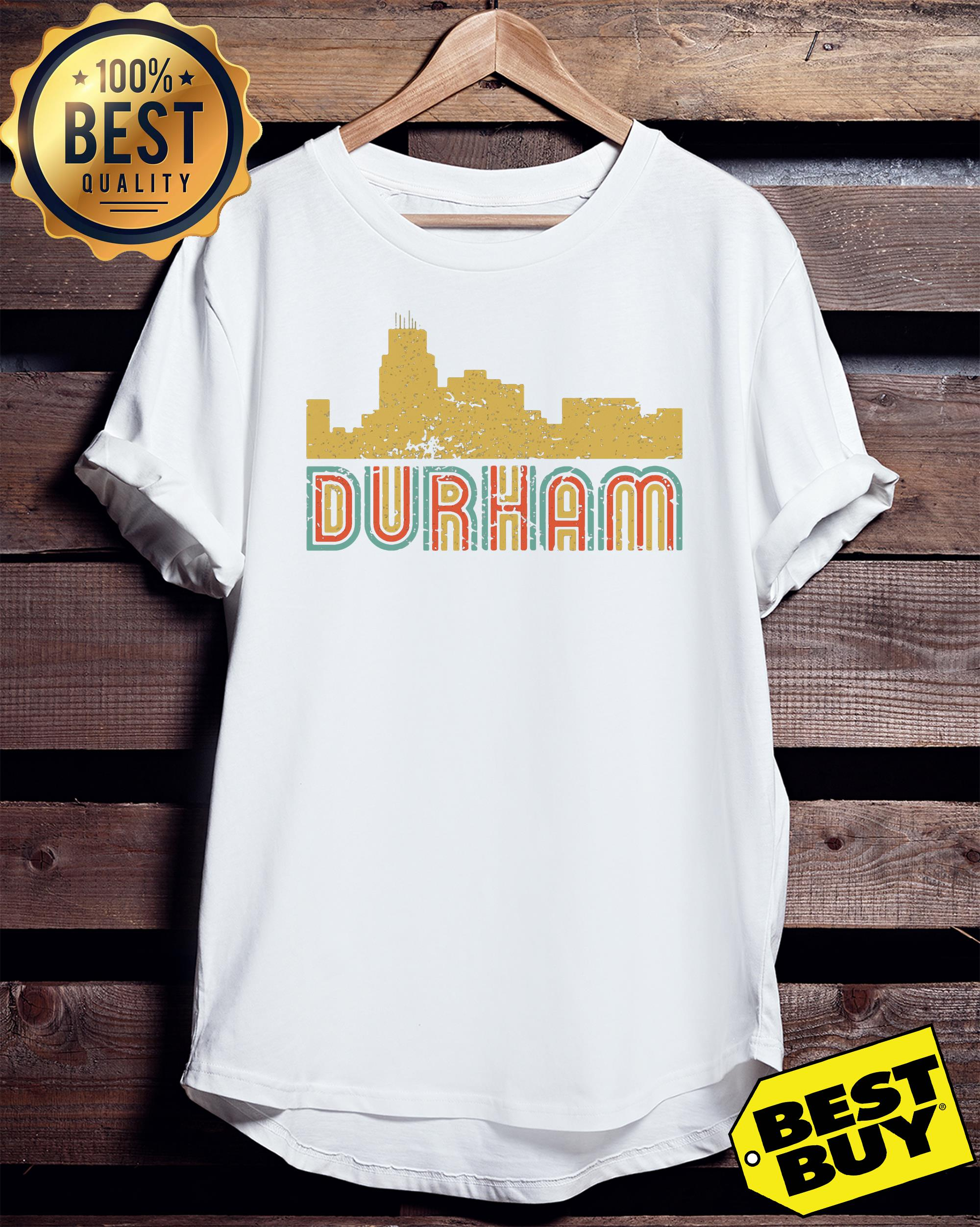 Official Durham explosion hoodie
