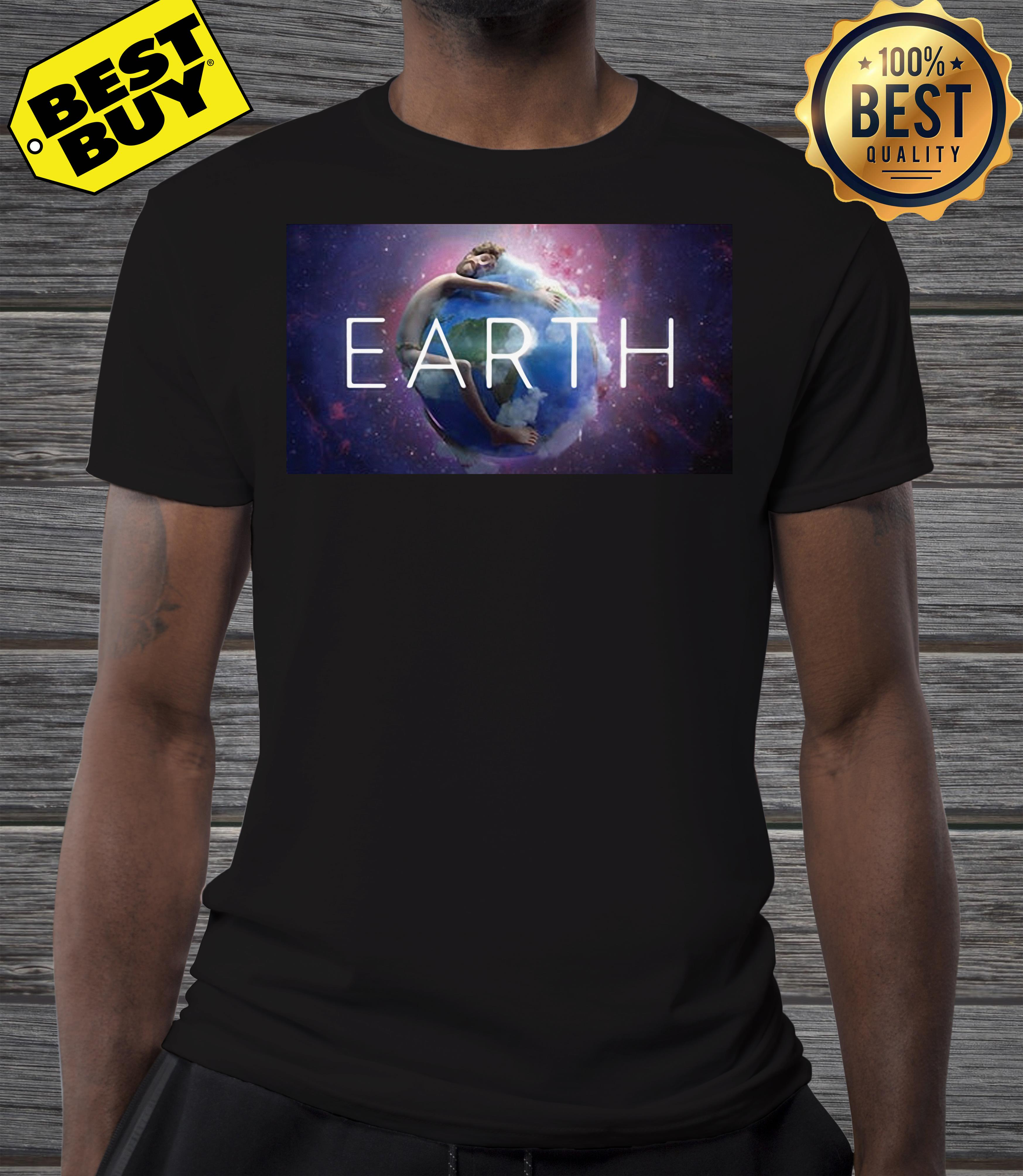 Official Lil Dicky - Earth v-neck