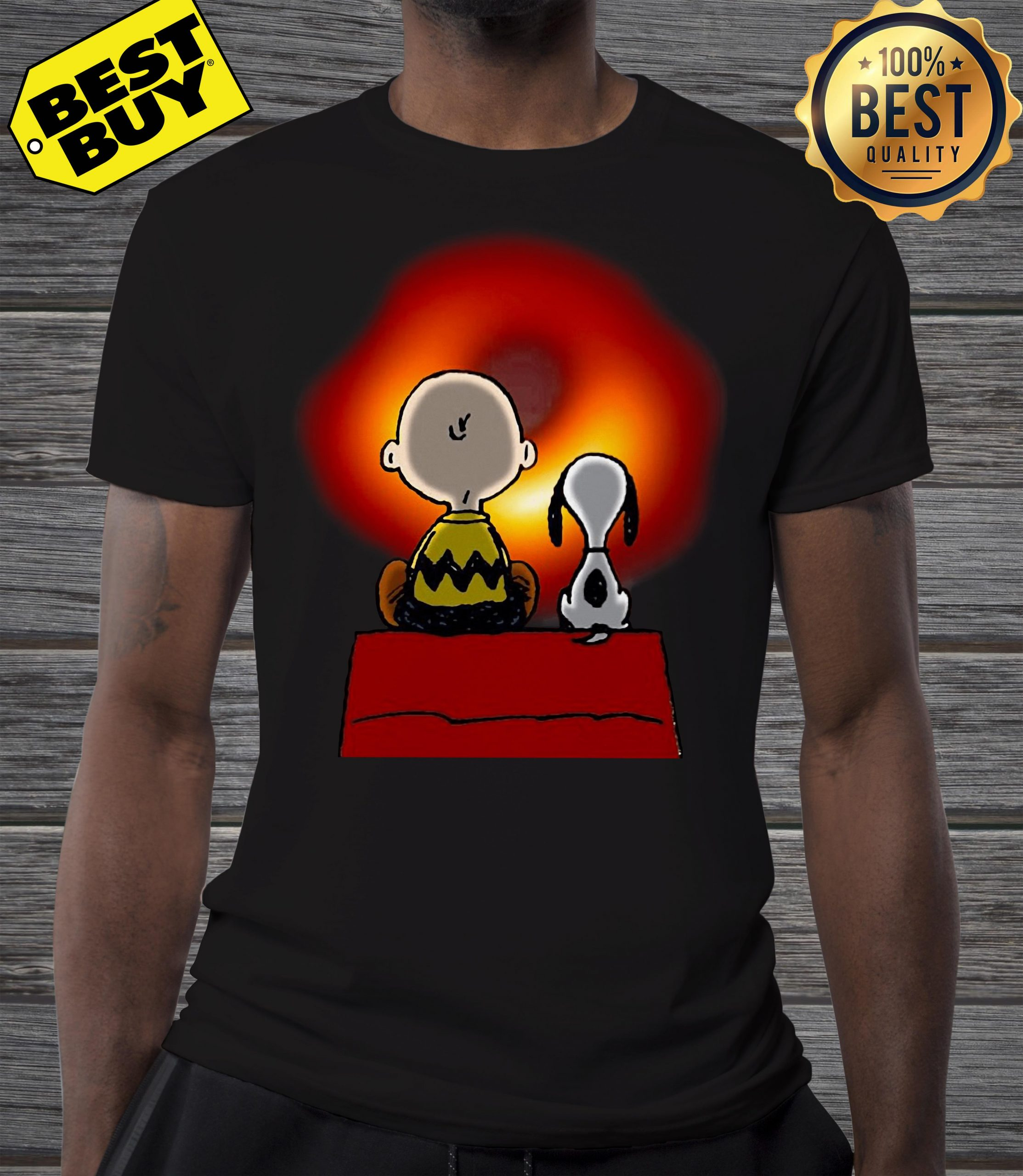 Official Nasa SpaceX Snoopy Charlie Brown La Vie shirt