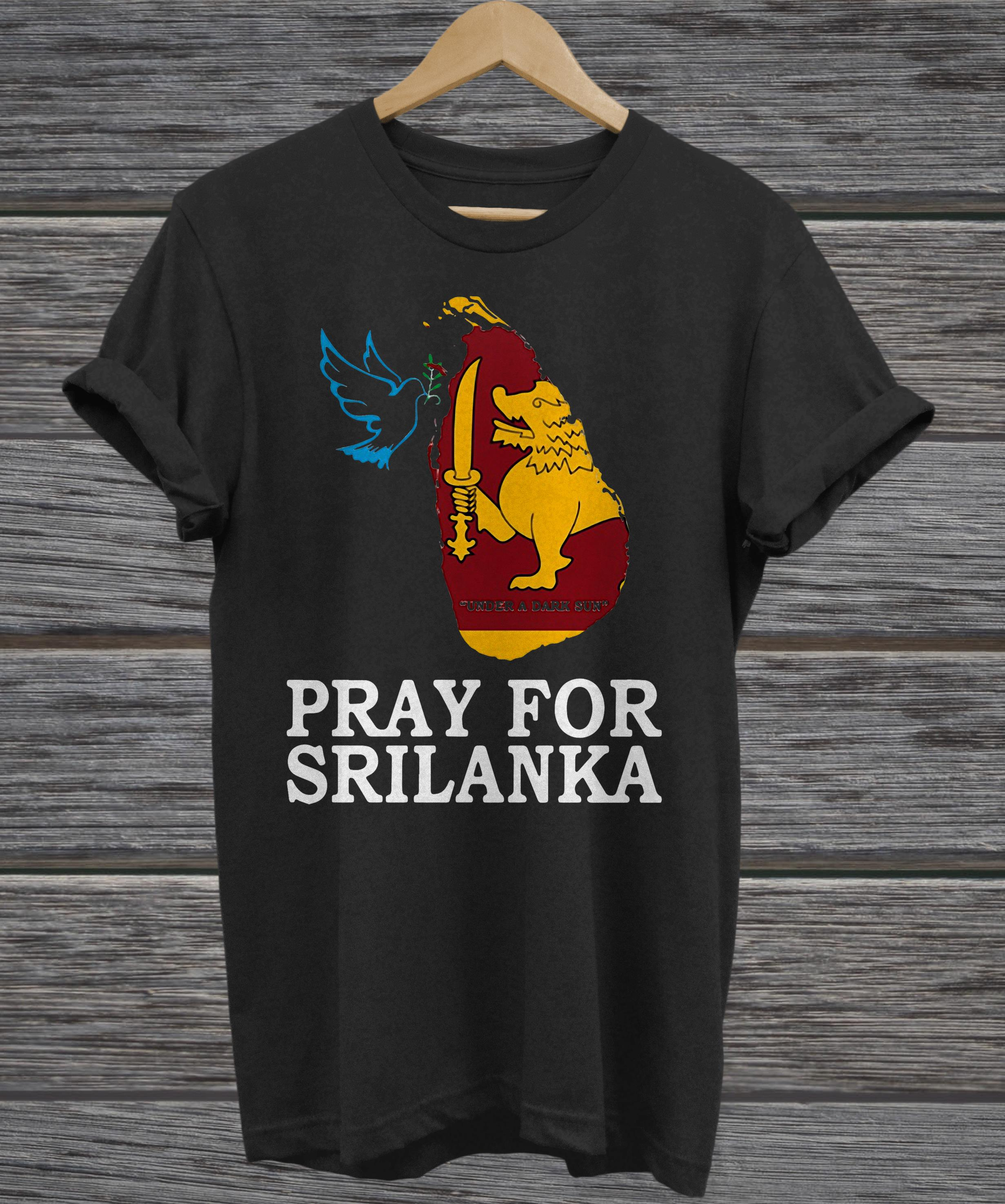 Pray for Sri Lanka hoodie