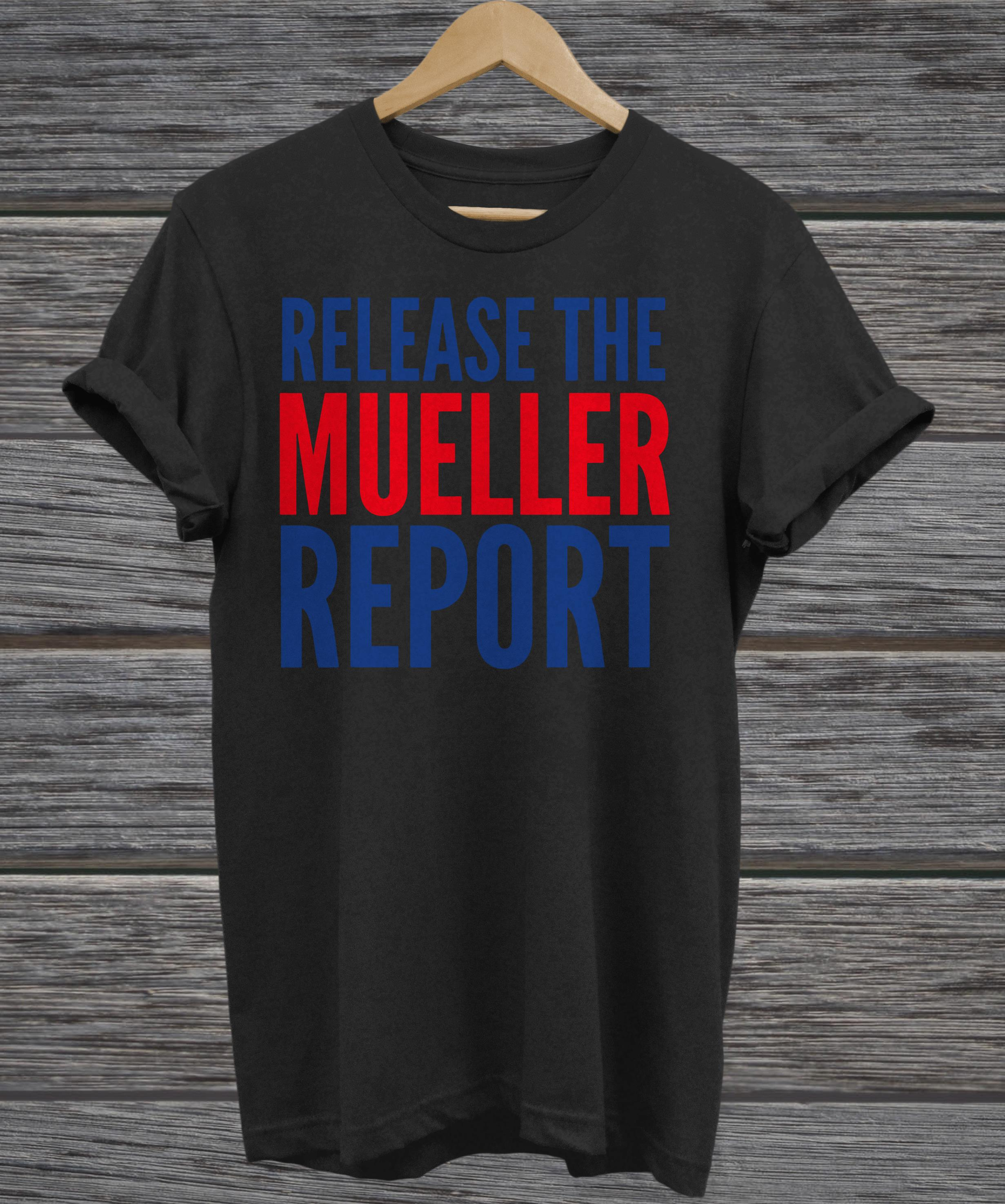Release The Mueller Report Protest Rally hoodie
