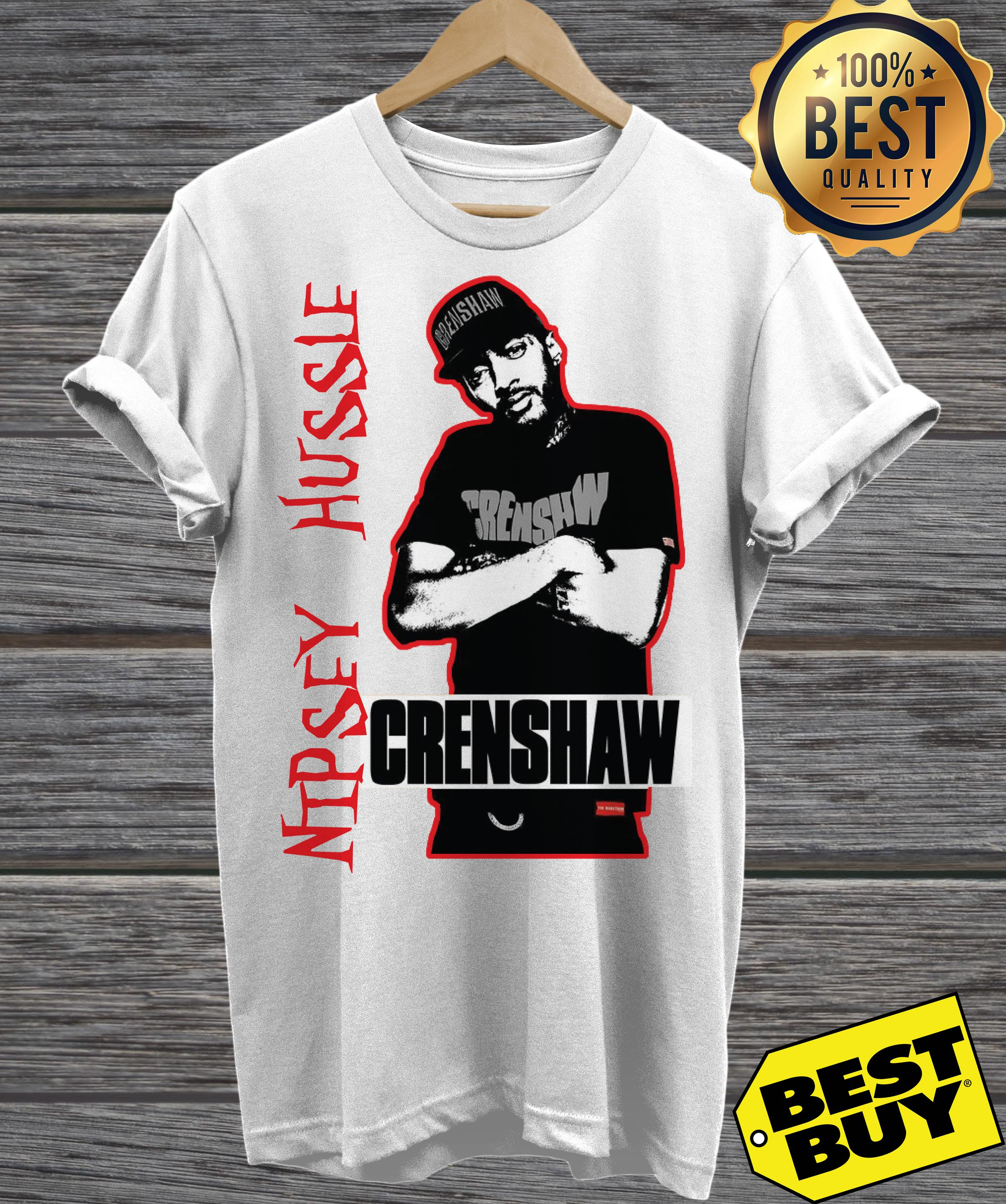 RIP Tribute to Nipsey Hussle Crenshaw tank top