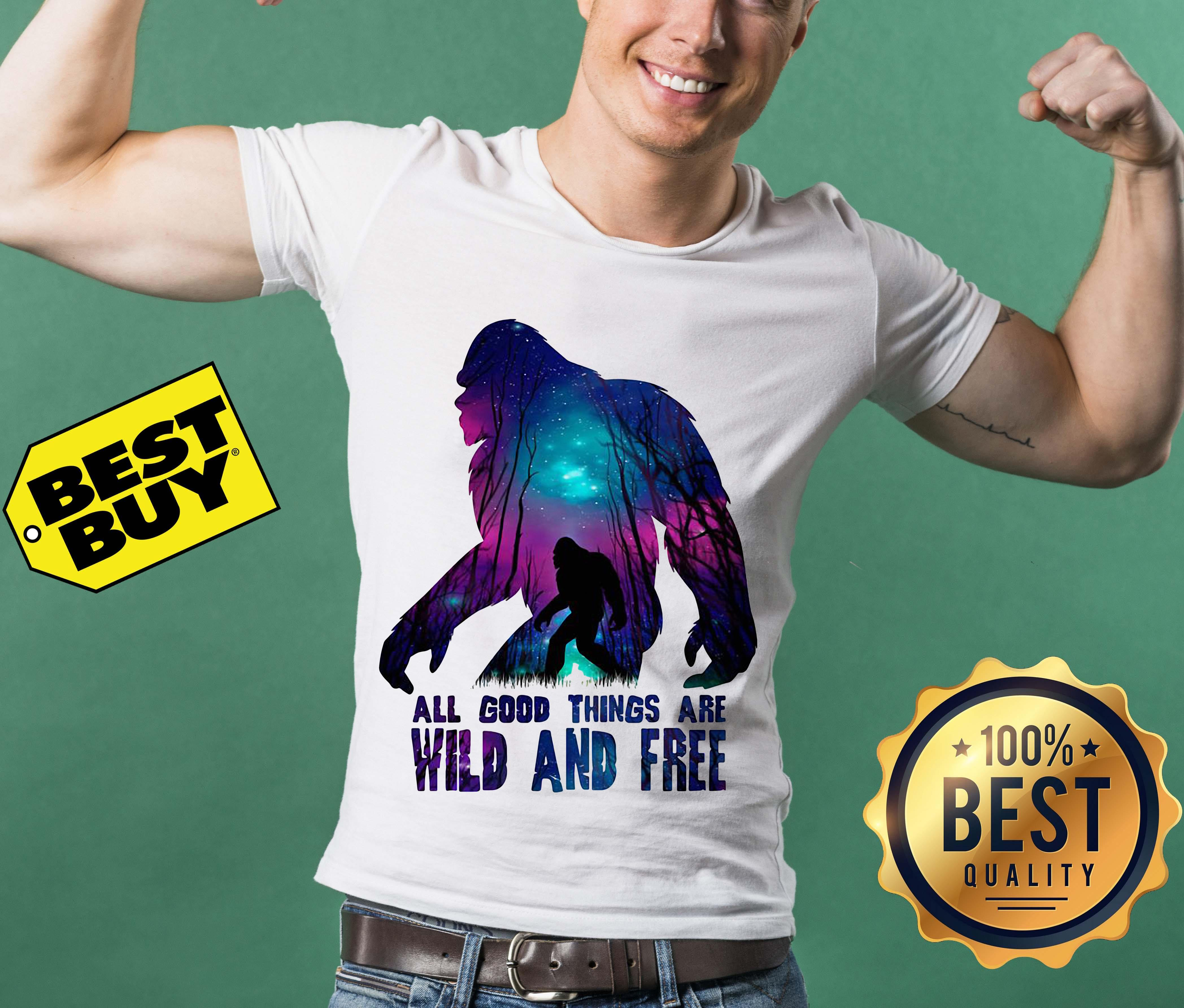 All good things wild and free hoodie