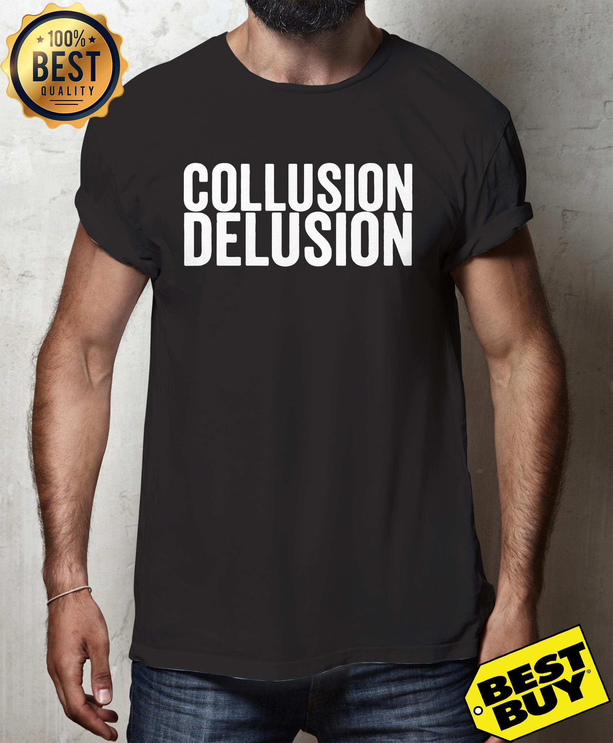 Collusion delusion hoodie