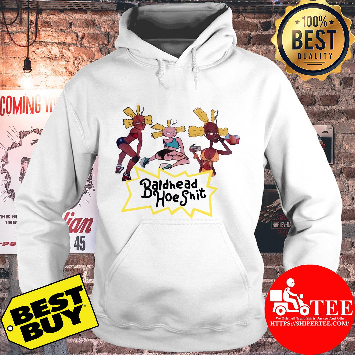 Cynthia Doll Bald Headed Hoe Shit hoodie