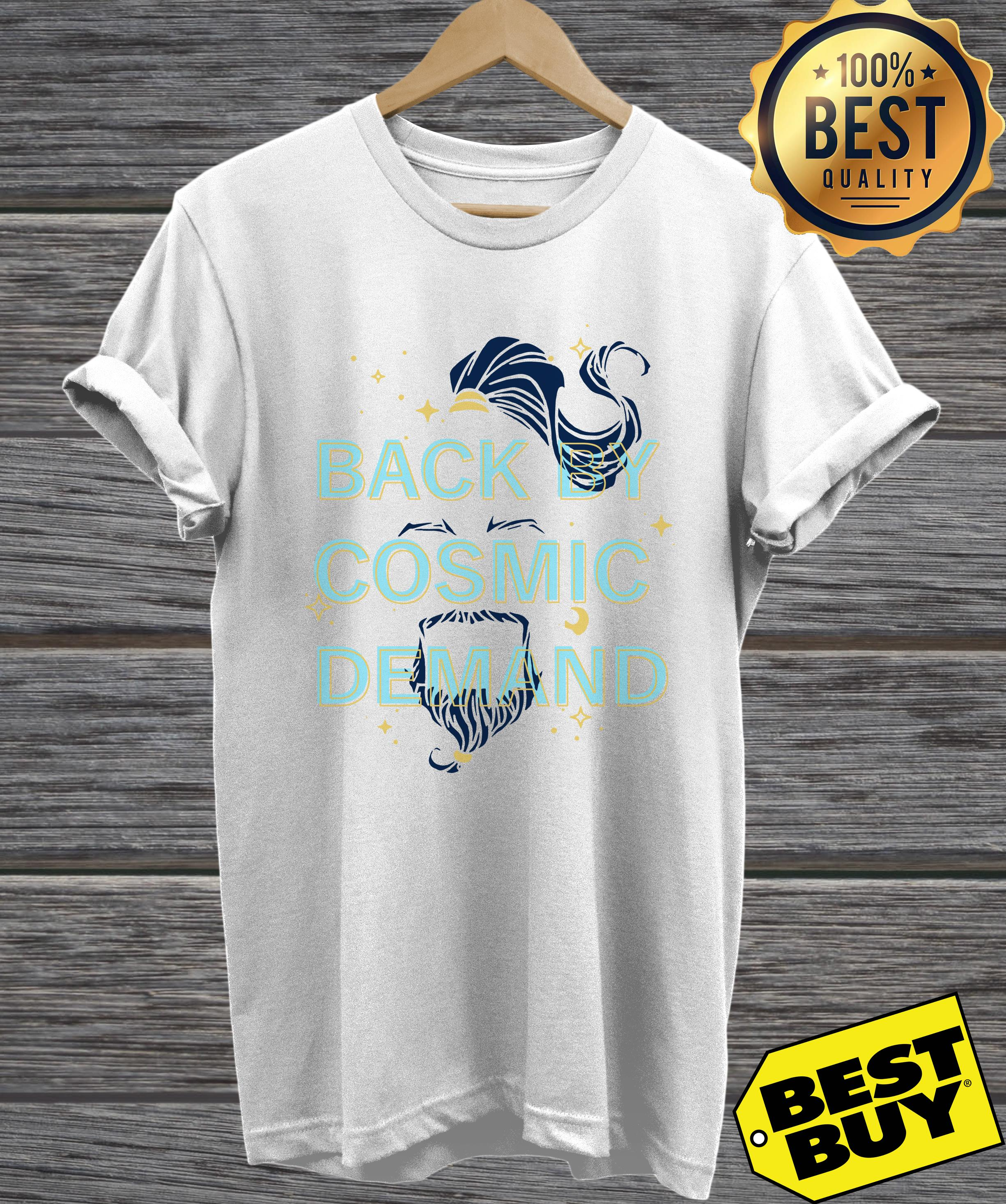 Disney Aladdin 2019 back by cosmic demand v-neck